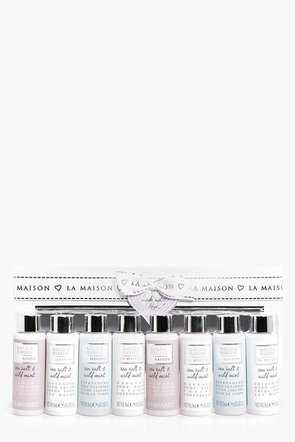Sea Salt & Mint Body Creams Gift Set