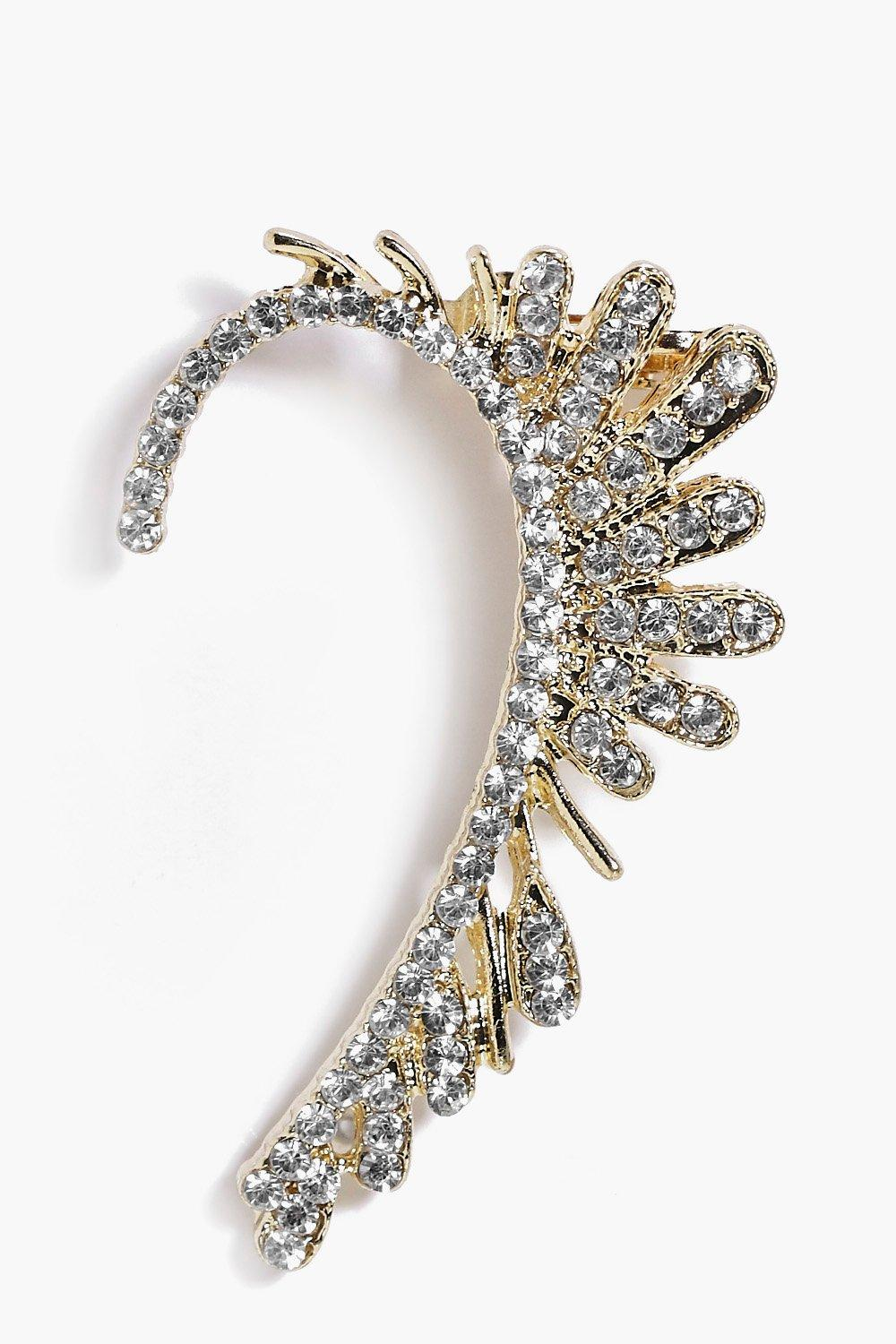 Lola Diamante Full Ear Cuff