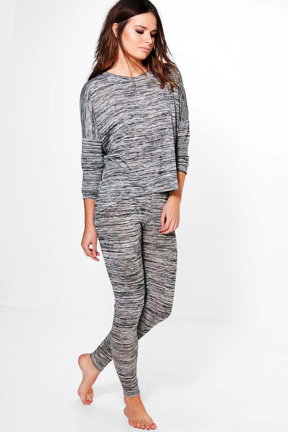 Abigail Oversized Jumper & Leggings Loungewear Set