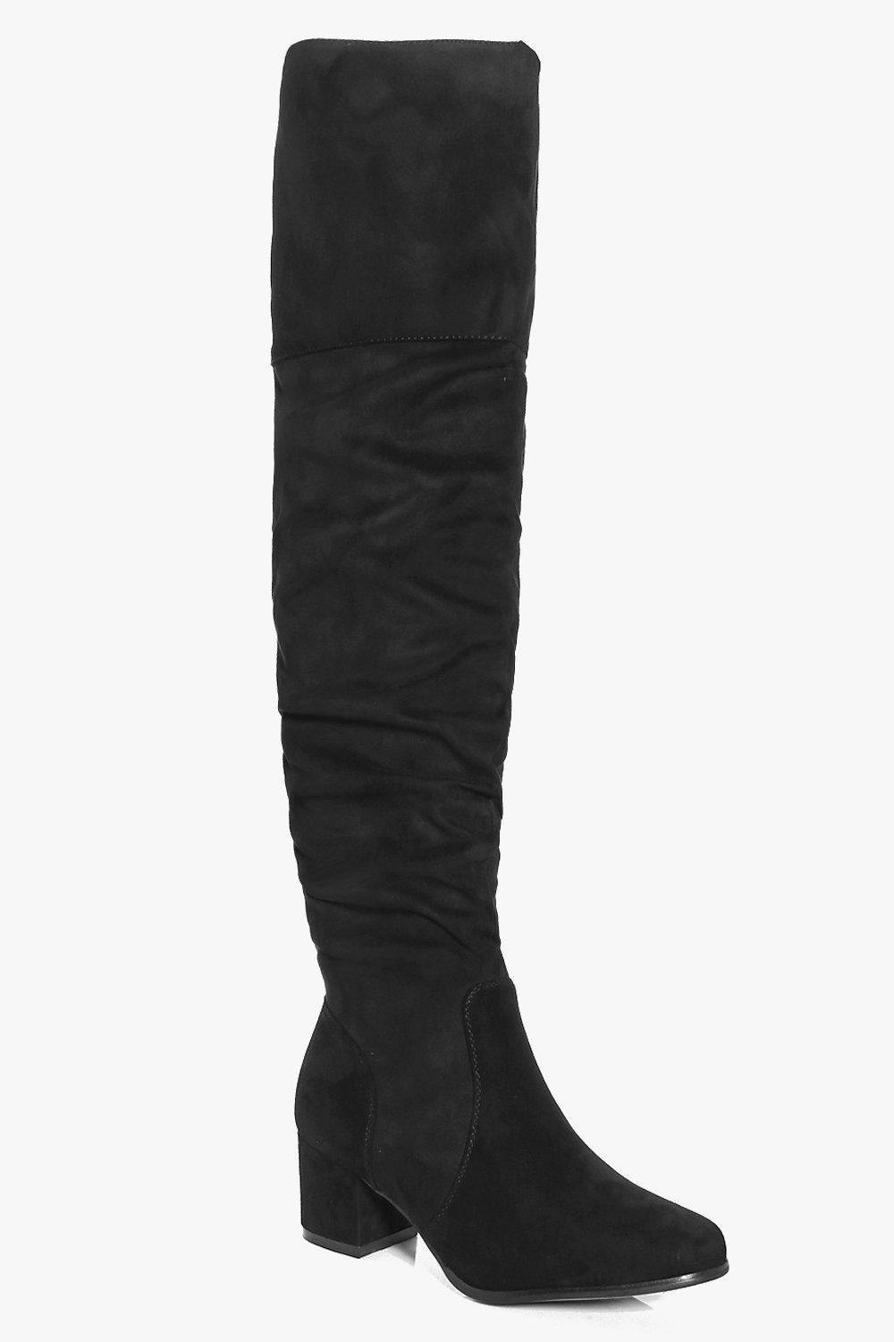 Keira Rouch Detail Over The Knee Boot