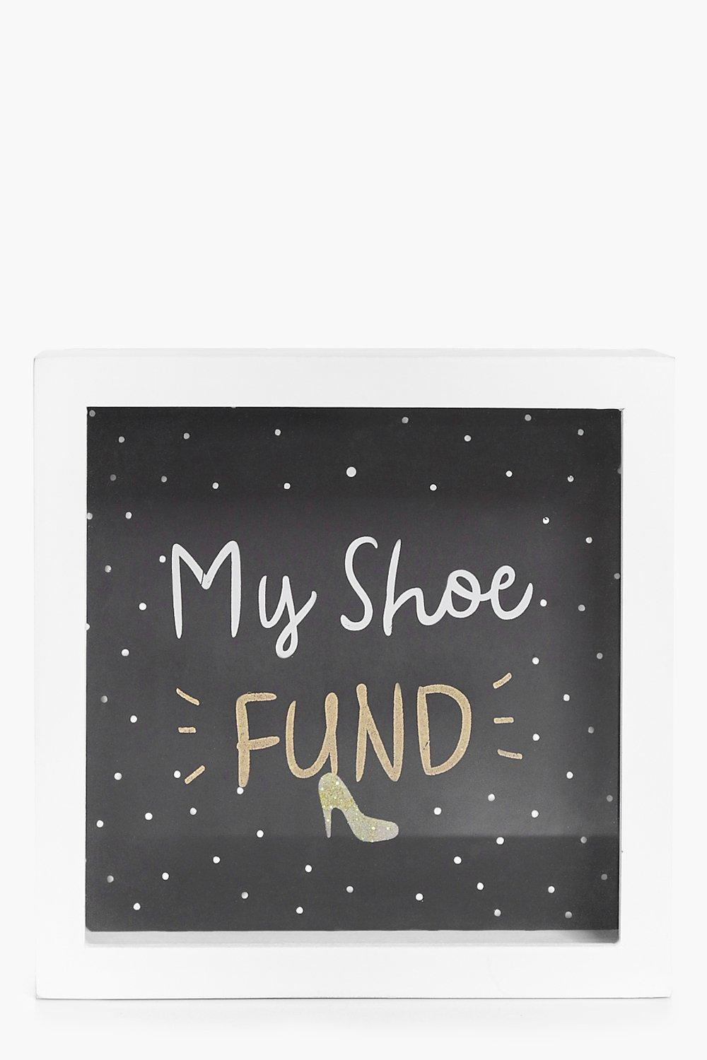 My Shoe Fund Money Box