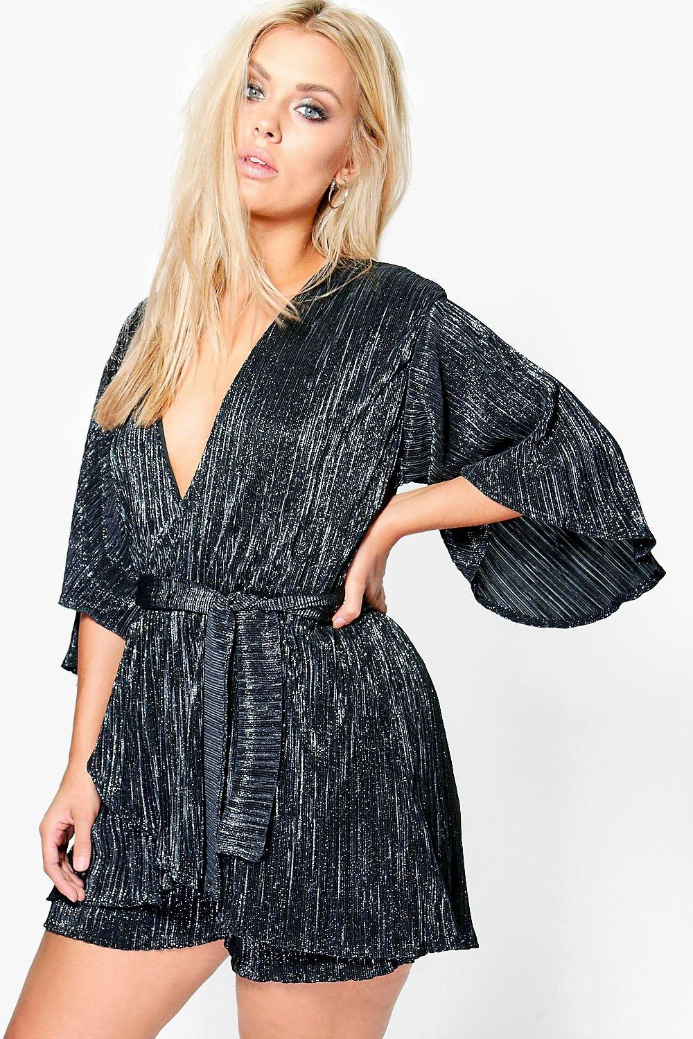 Jordyn Wrap Playsuit