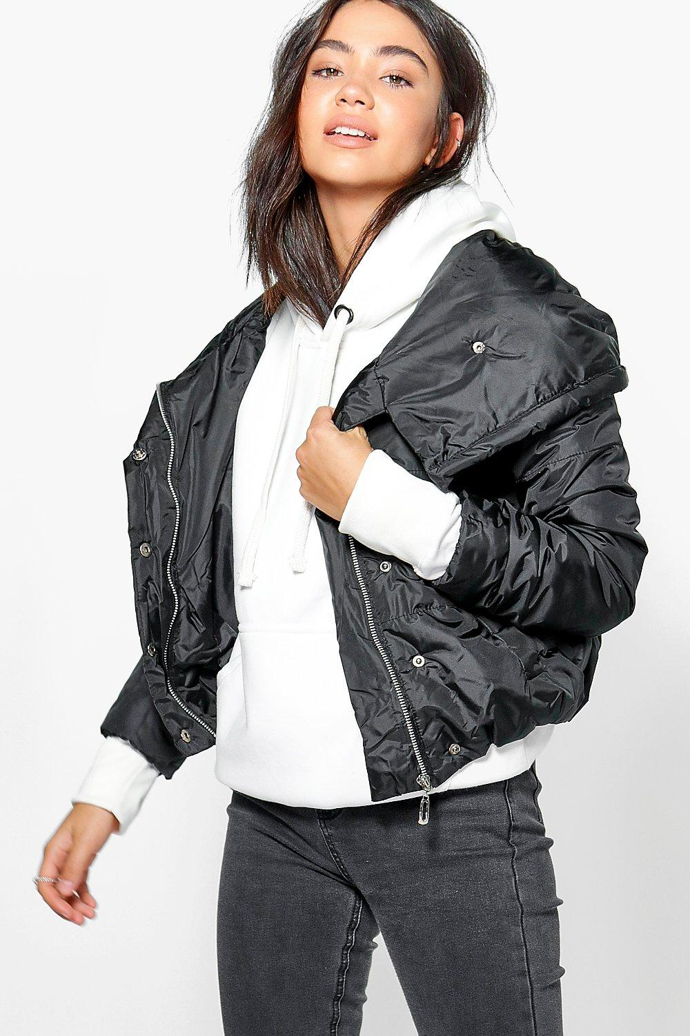 Florence Crop Padded Jacket