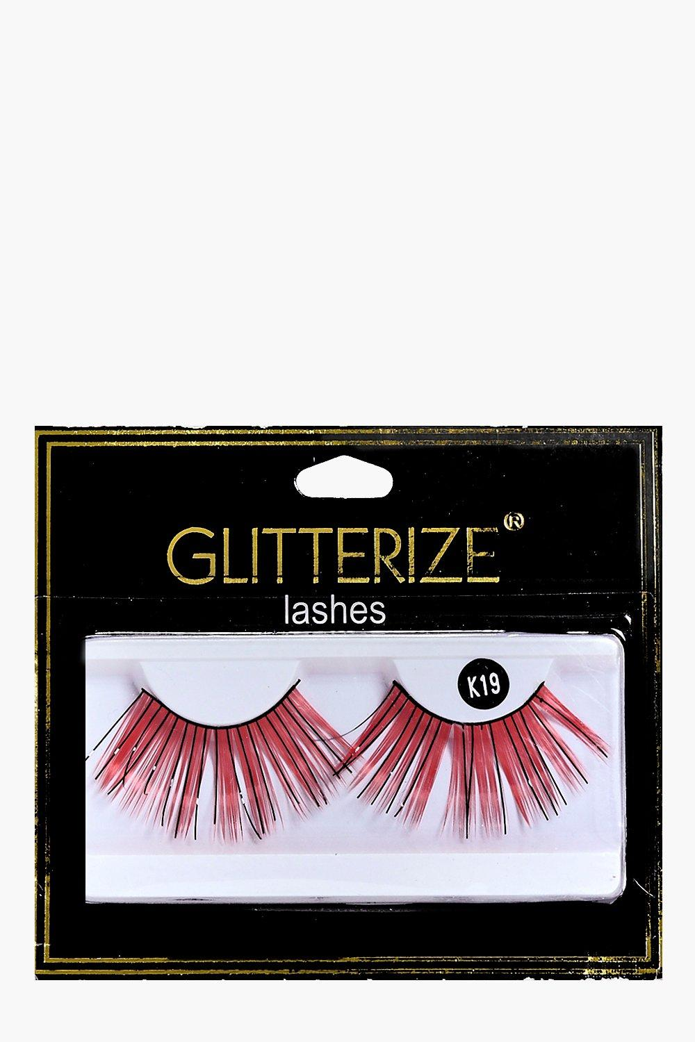 Halloween Dramatic Feather Fake Lashes