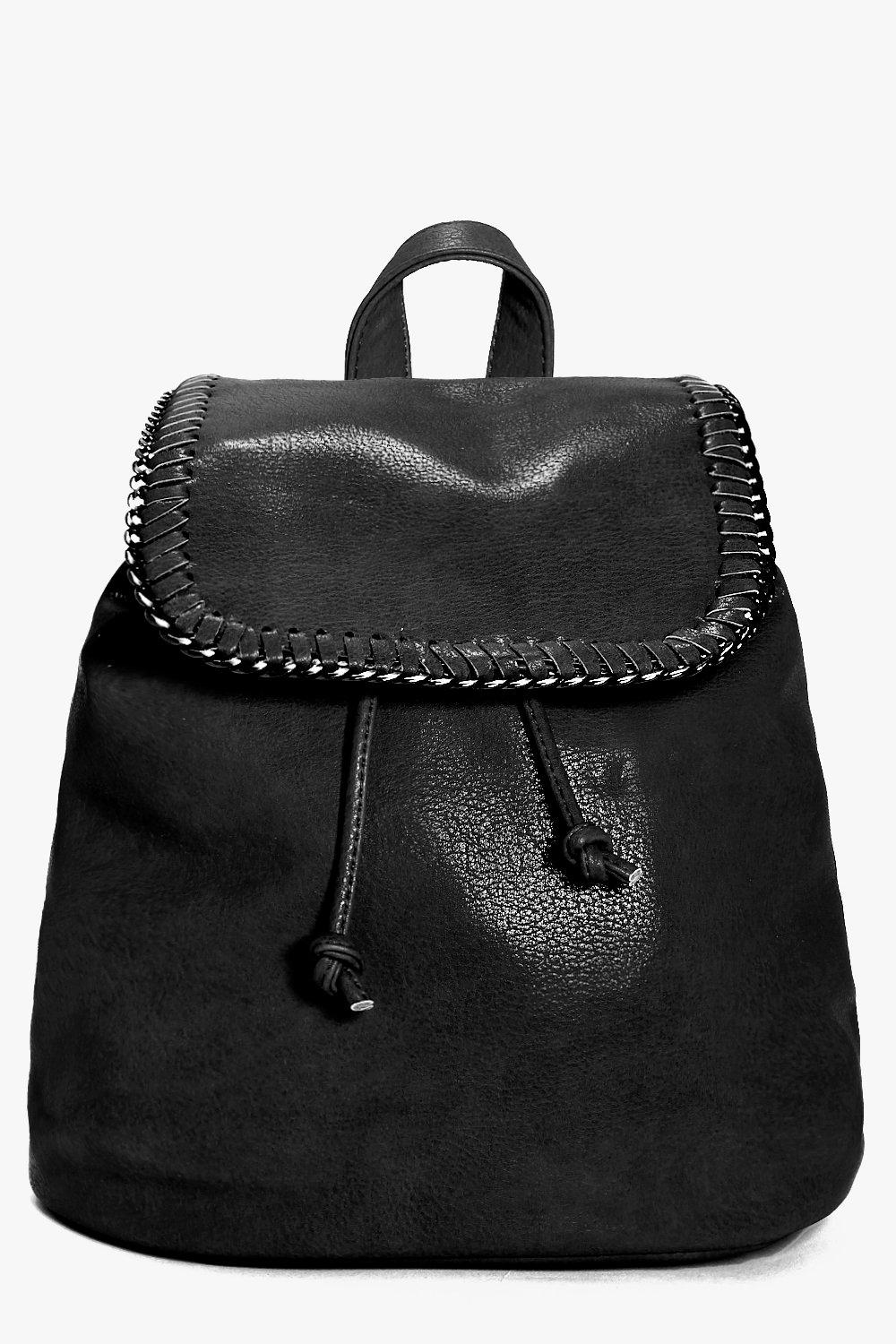 Madeleine Chain Edge Backpack