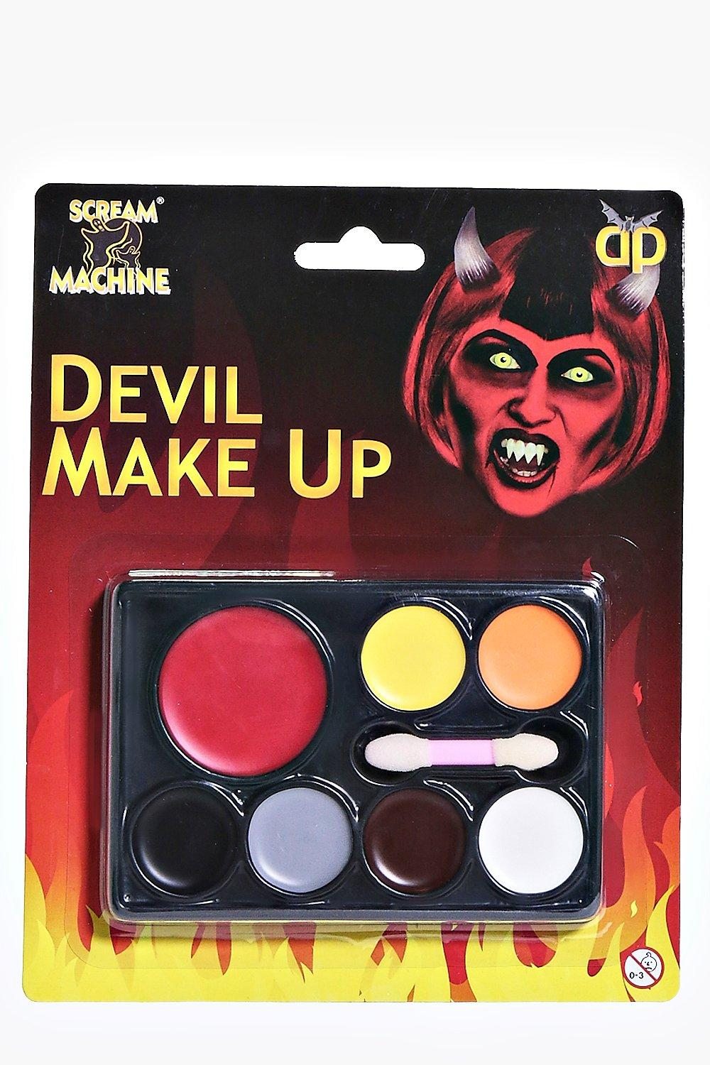 Halloween Devil Make Up Kit