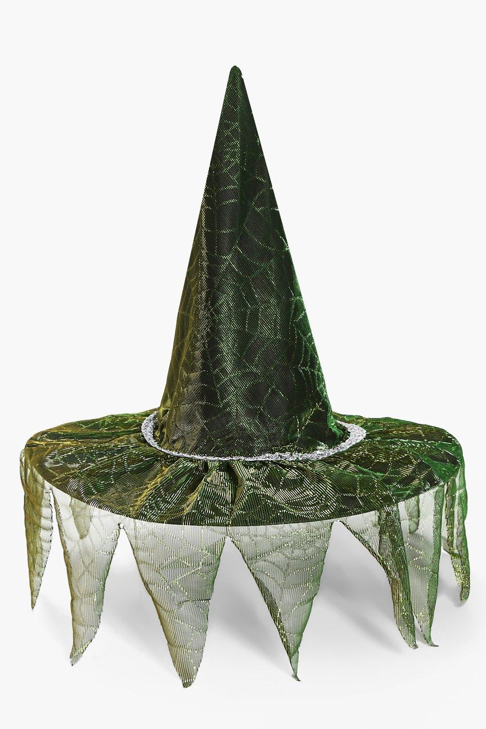 Lucy Halloween Organza Witches Hat