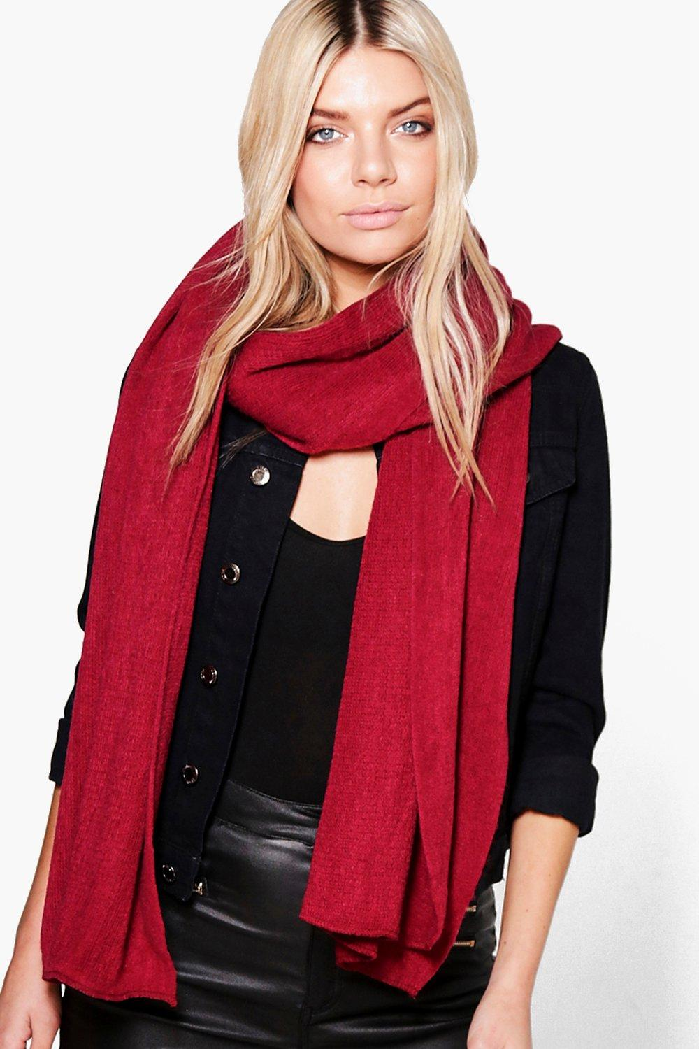 Sophie Supersoft Oversize Blanket Scarf