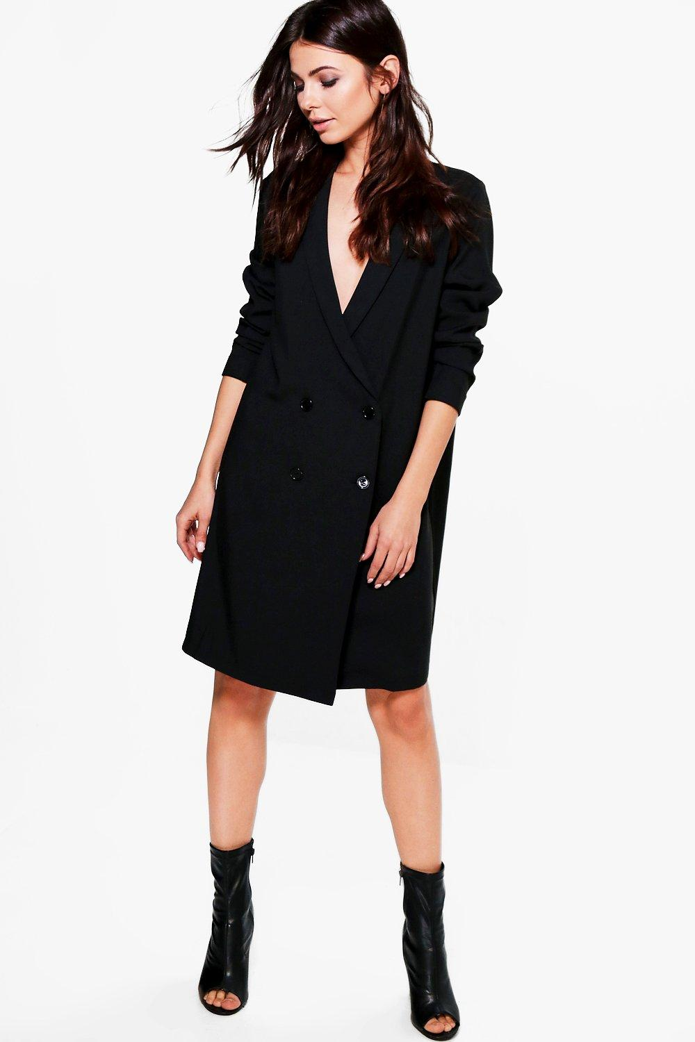 Jasmine Boutique Structured Blazer Dress