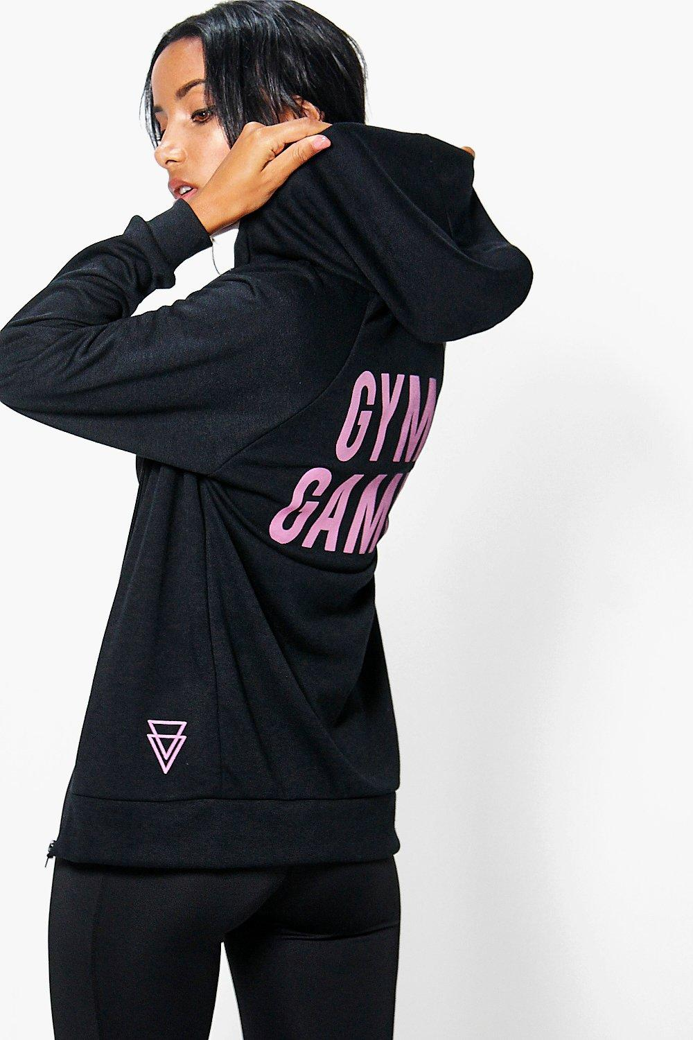 Sophie FIT Gym Game Sweat Hoodie
