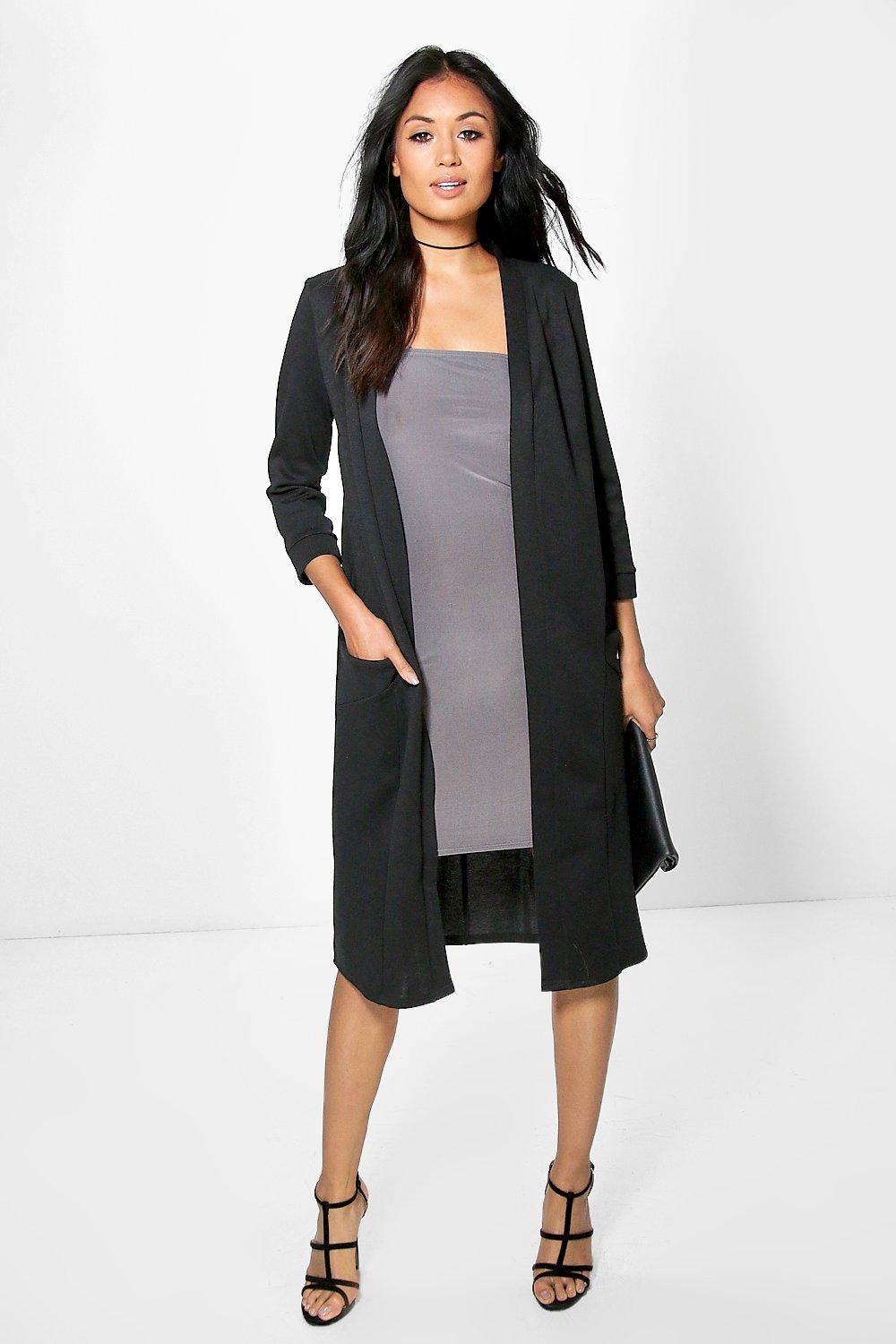 Esme Side Pocket Duster