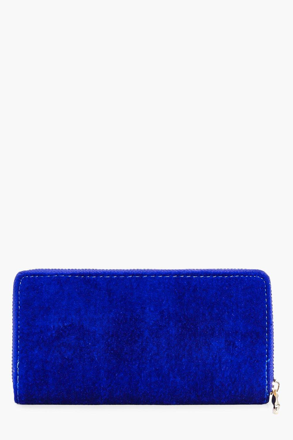 Isobel Velvet Purse