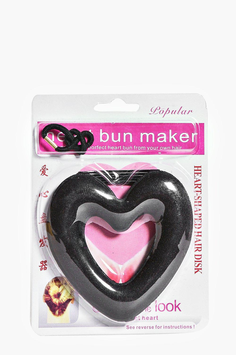 Tia Heart Bun Holder Set