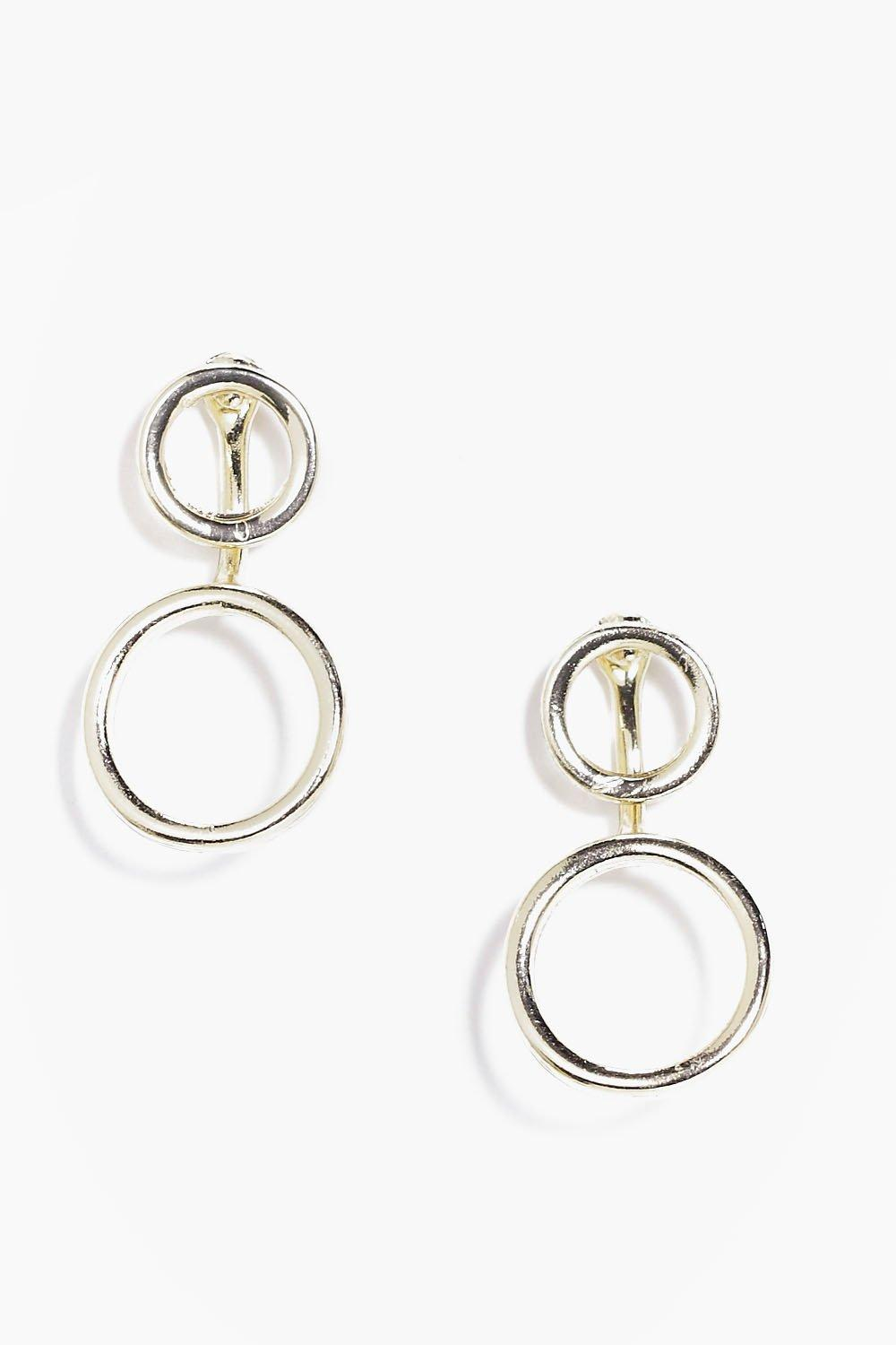 Arabella Double Hoop Earrings