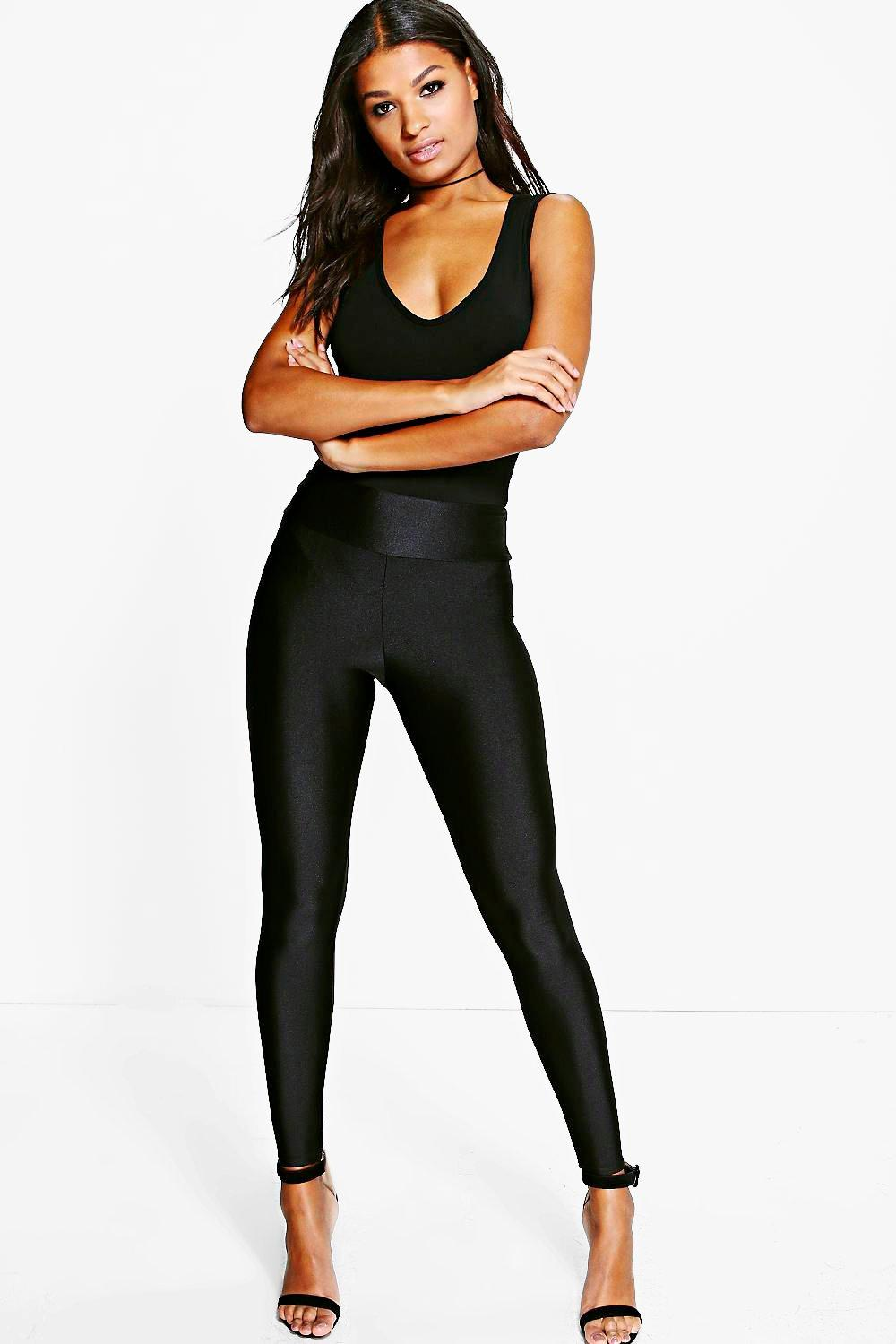 Lola Pocket Back High Waist Disco Leggings