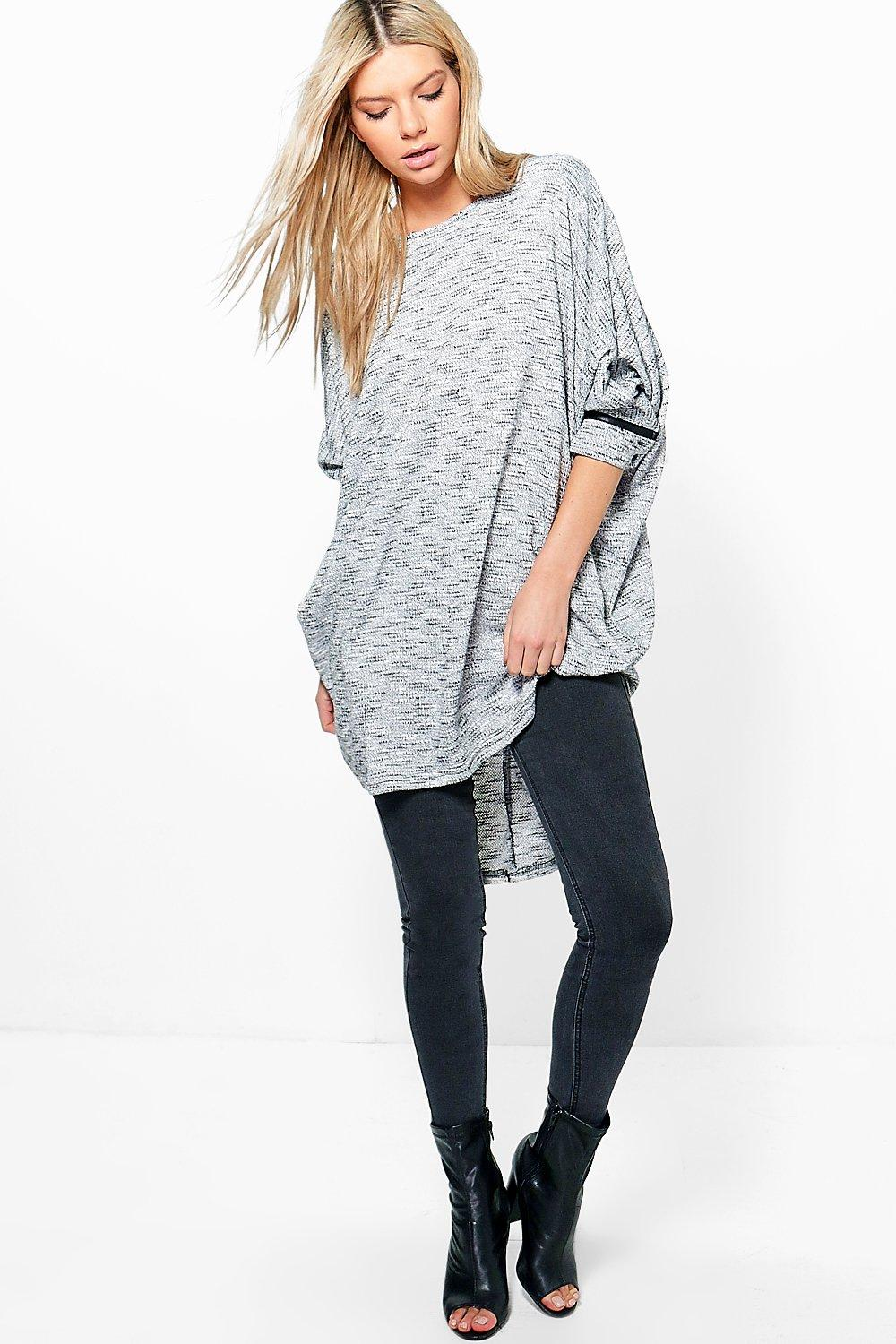 Darcy Oversized Batwing Jumper