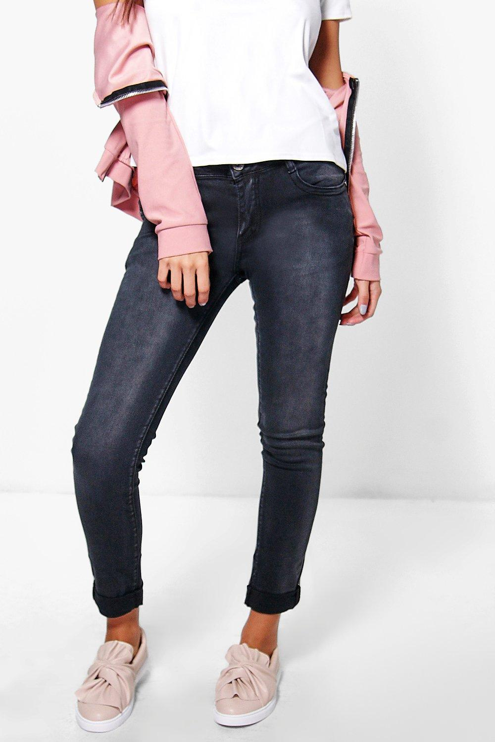 Kellie High Waist Skinny Jeans