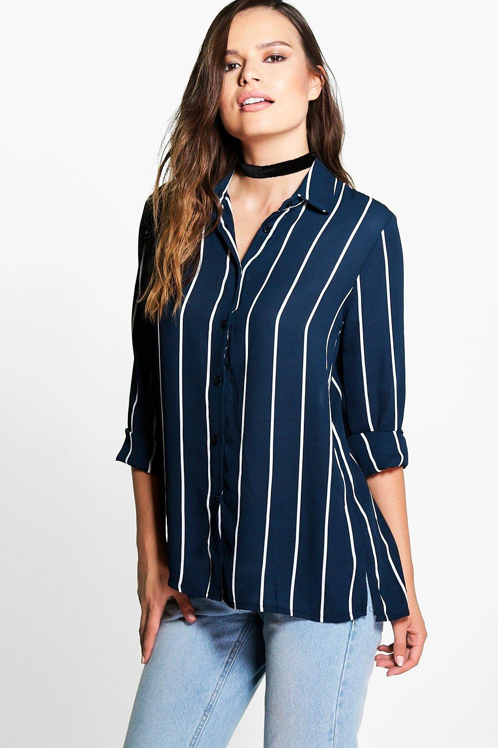 Marcelle Stripe Shirt
