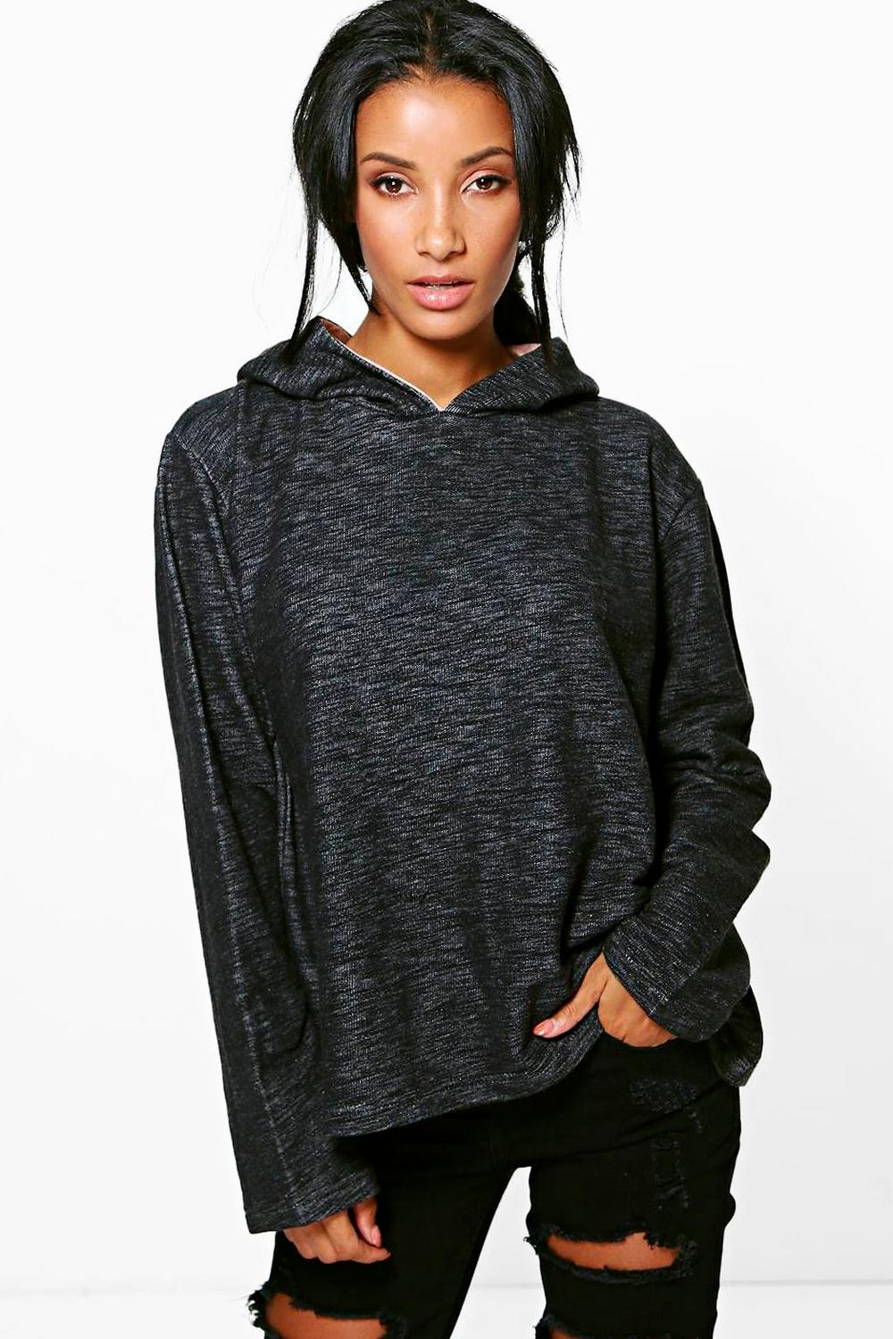 Amy Boxy Swing Hoody