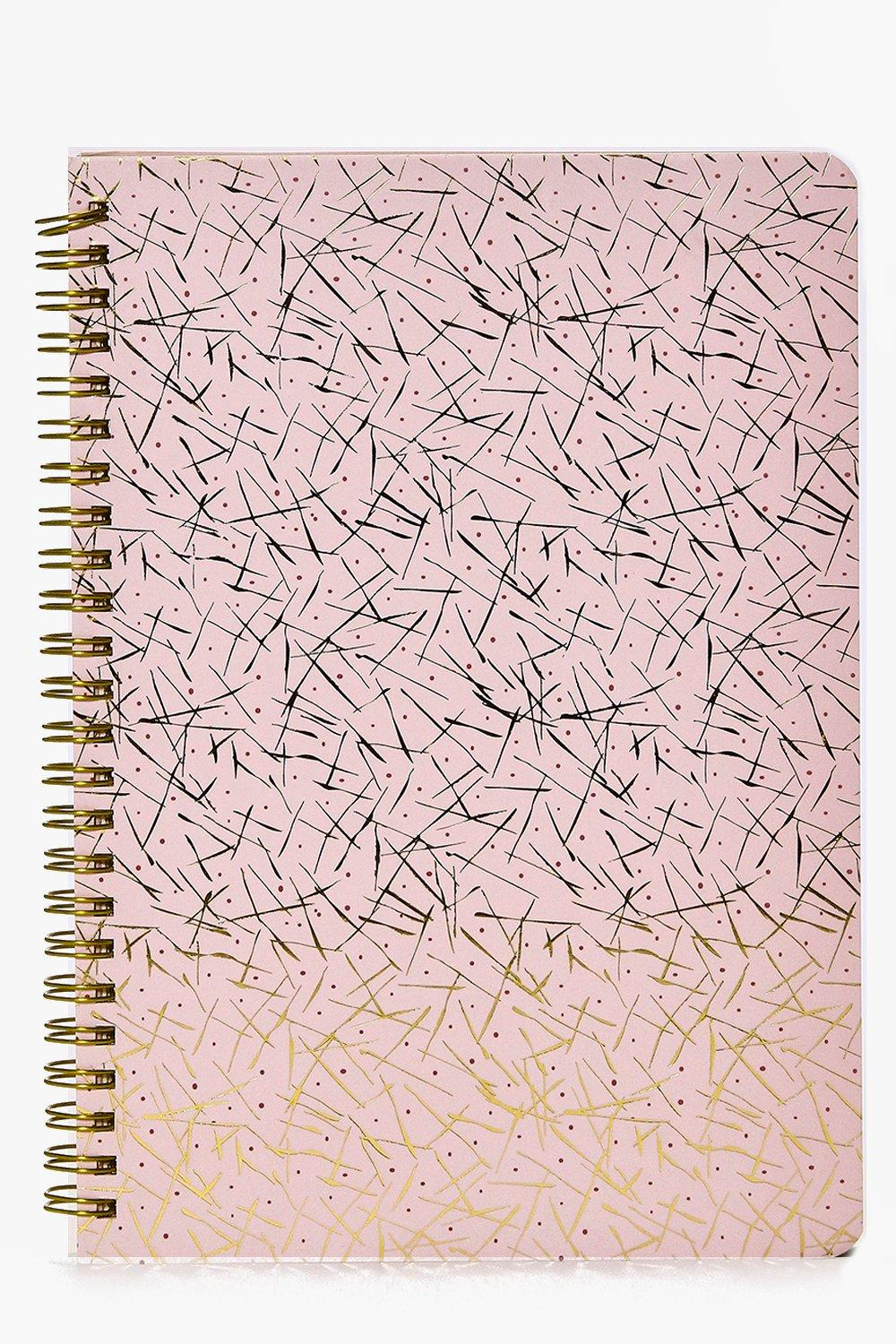 Metallic Design Notebook