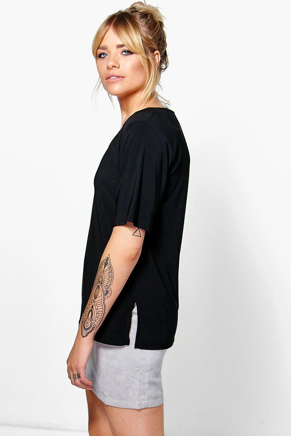 Steph Oversized Premium Top
