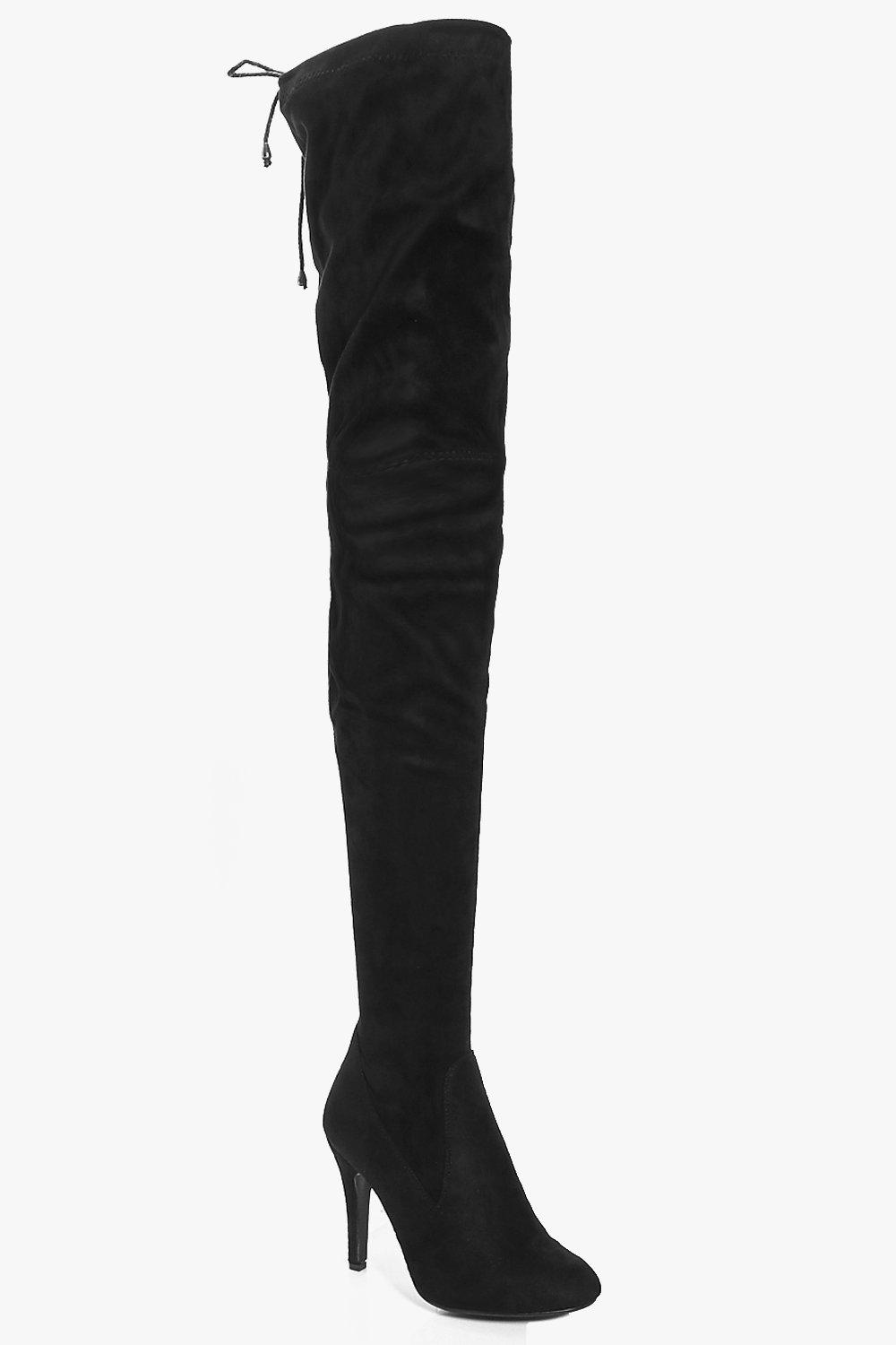 Natasha Thigh High Boot
