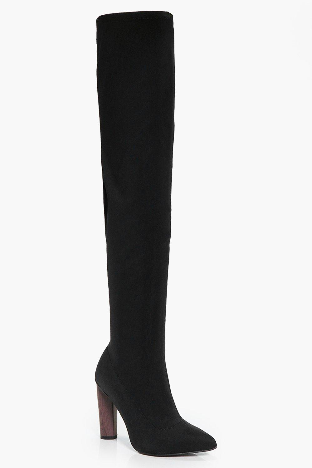 Keira Thigh High Boot