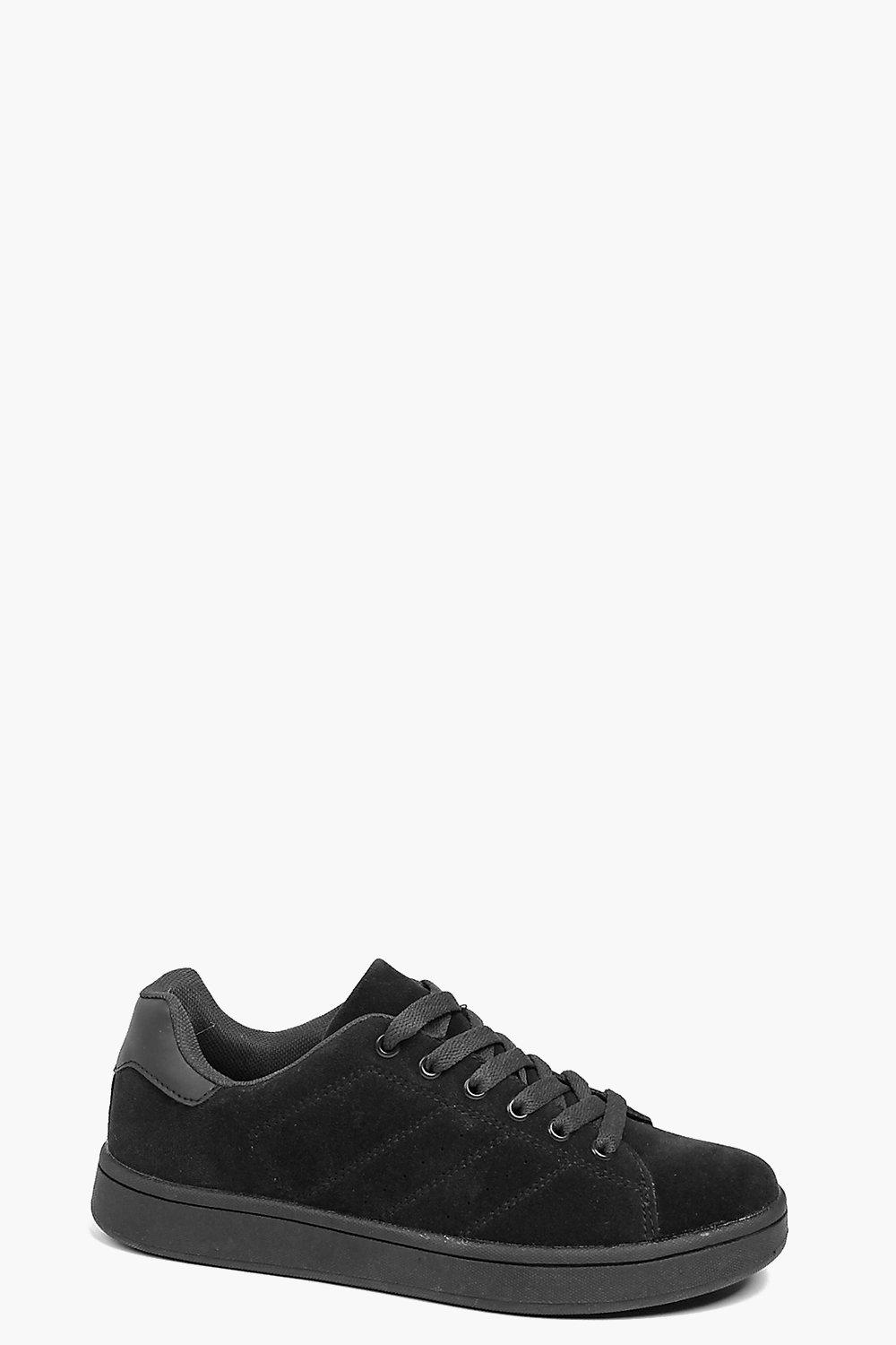 Abigail Lace Up Trainer