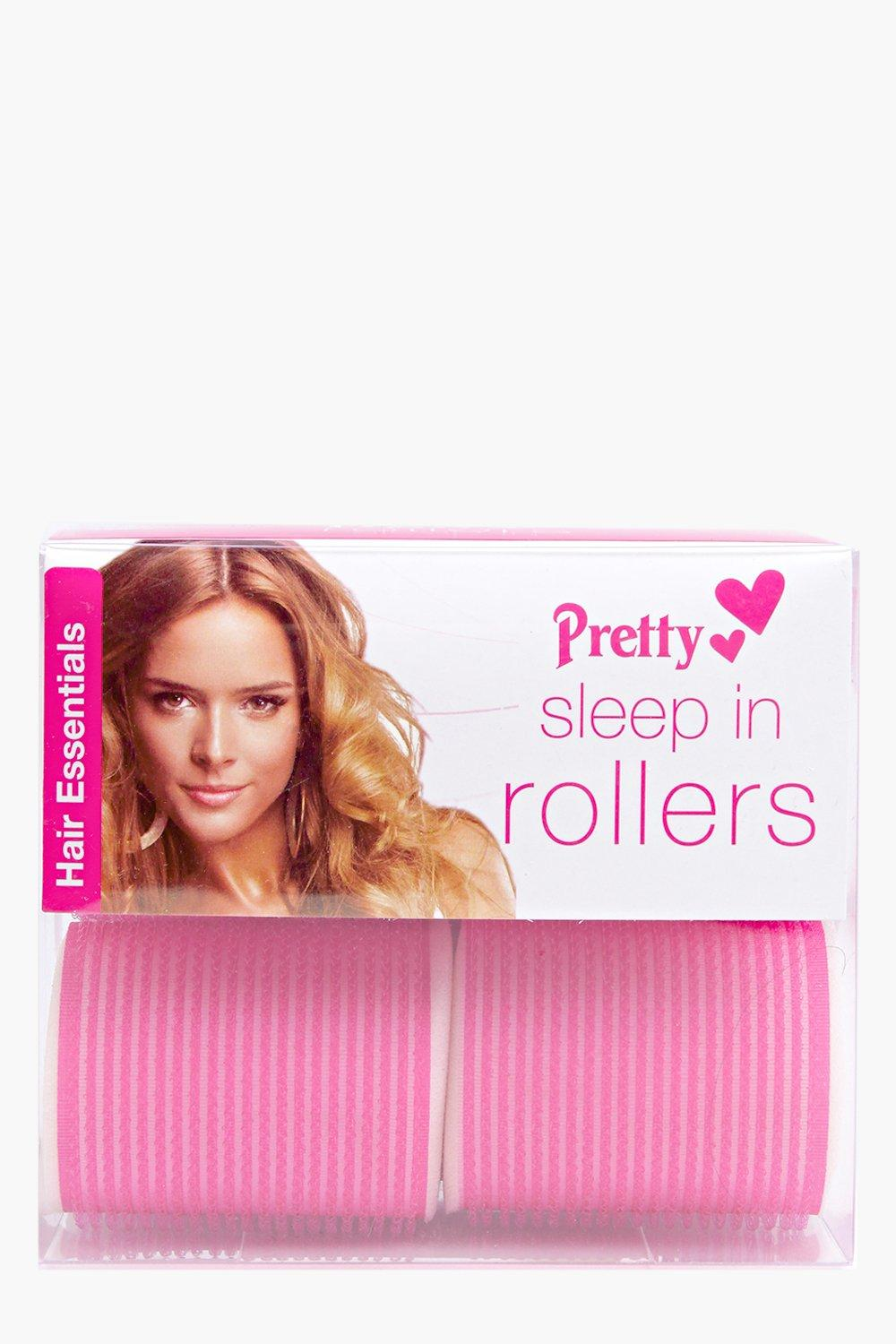 Large Sleep In Rollers 4 Pack