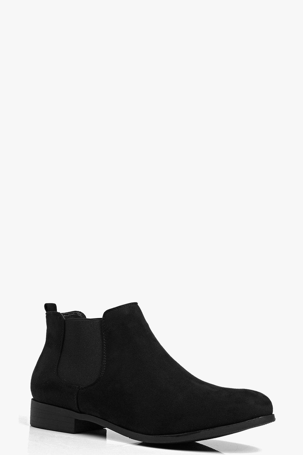 Amber Pull On Chelsea Boot