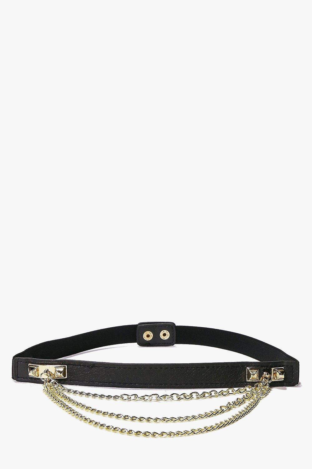 Sarah Chain Detail Waist Belt