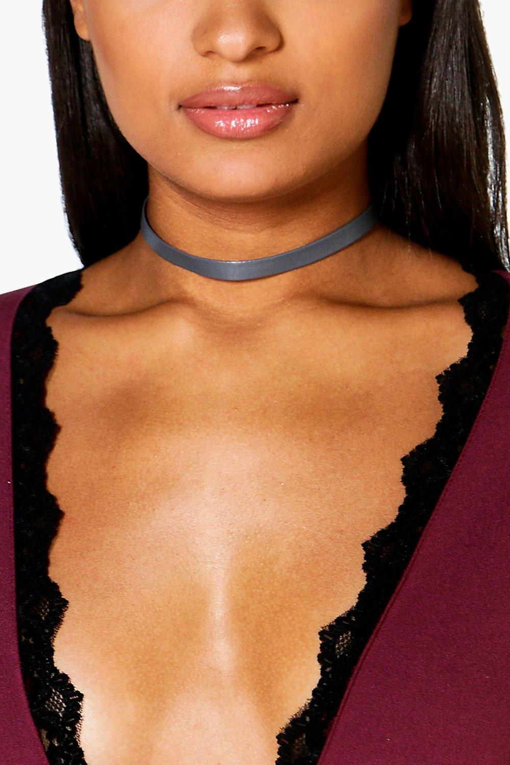 Georgia 3 Pack PU Choker
