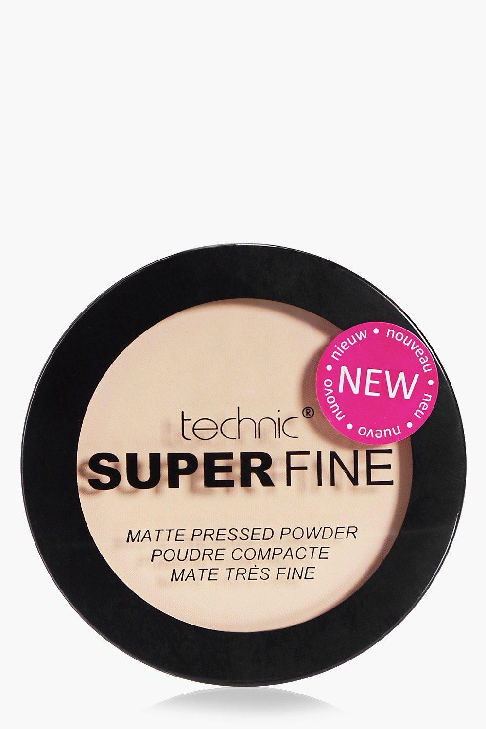 Light Matte Pressed Powder