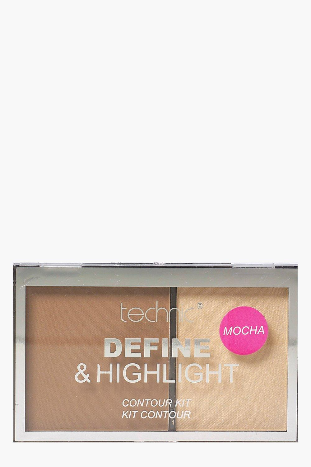Mocha Define And Highlight Kit