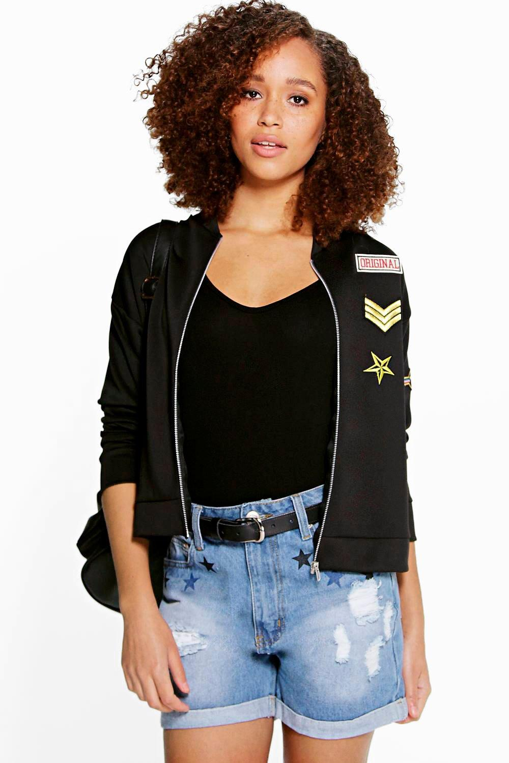 Eva Scuba Badge Bomber