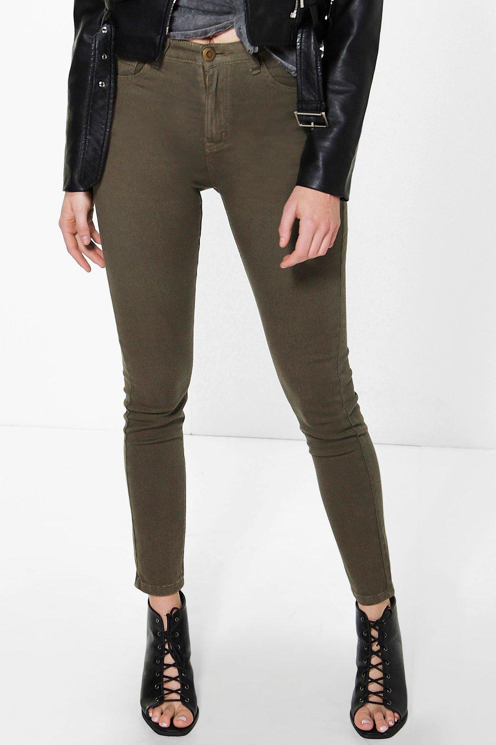 Jodie 5 Pocket High Rise Skinny Jeans
