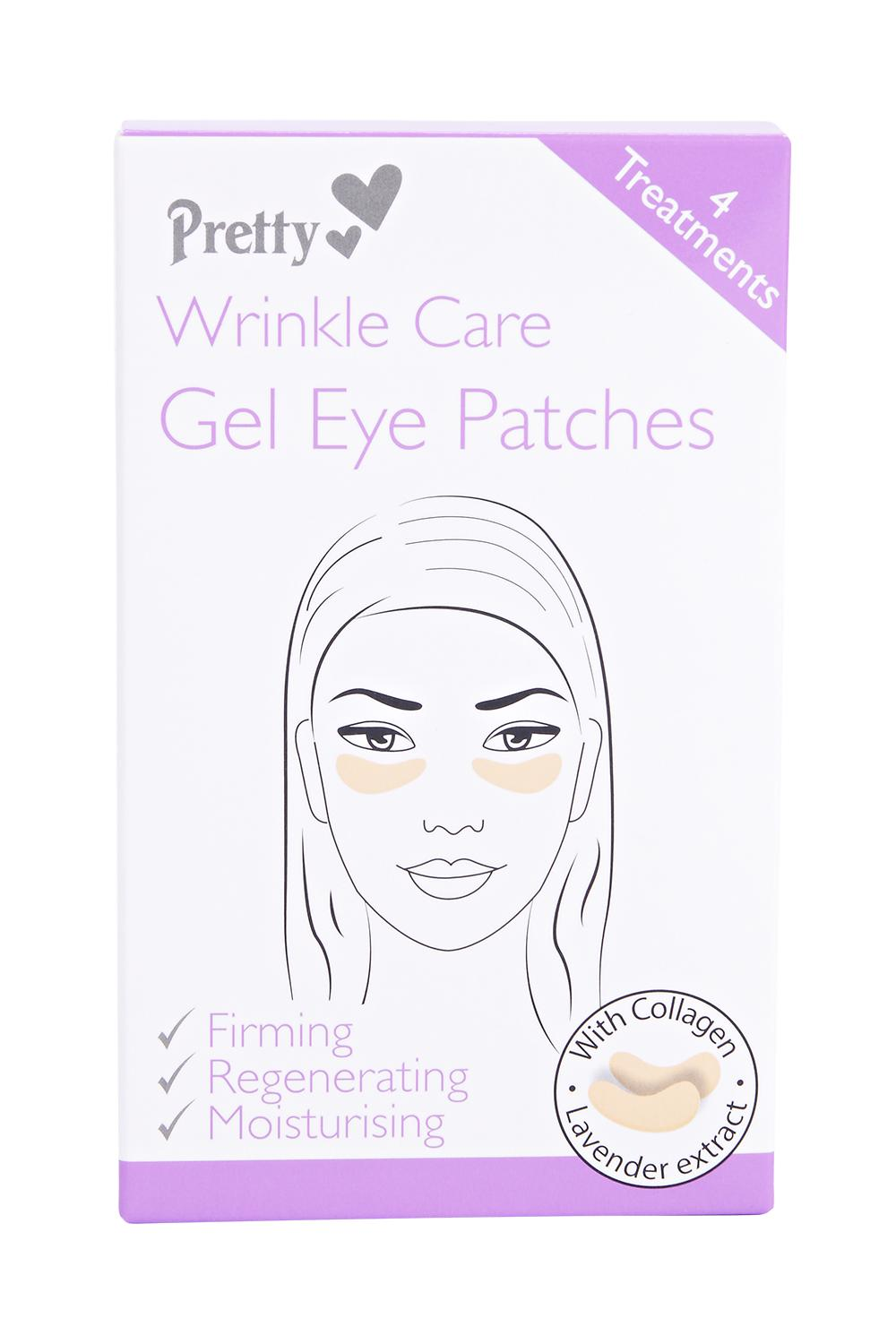 Wrinkle Care Gel Eye Patches
