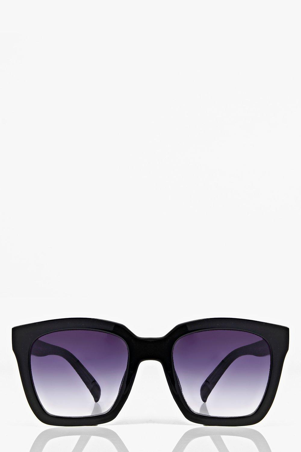 Isla Oversized Square Frame Sunglasses