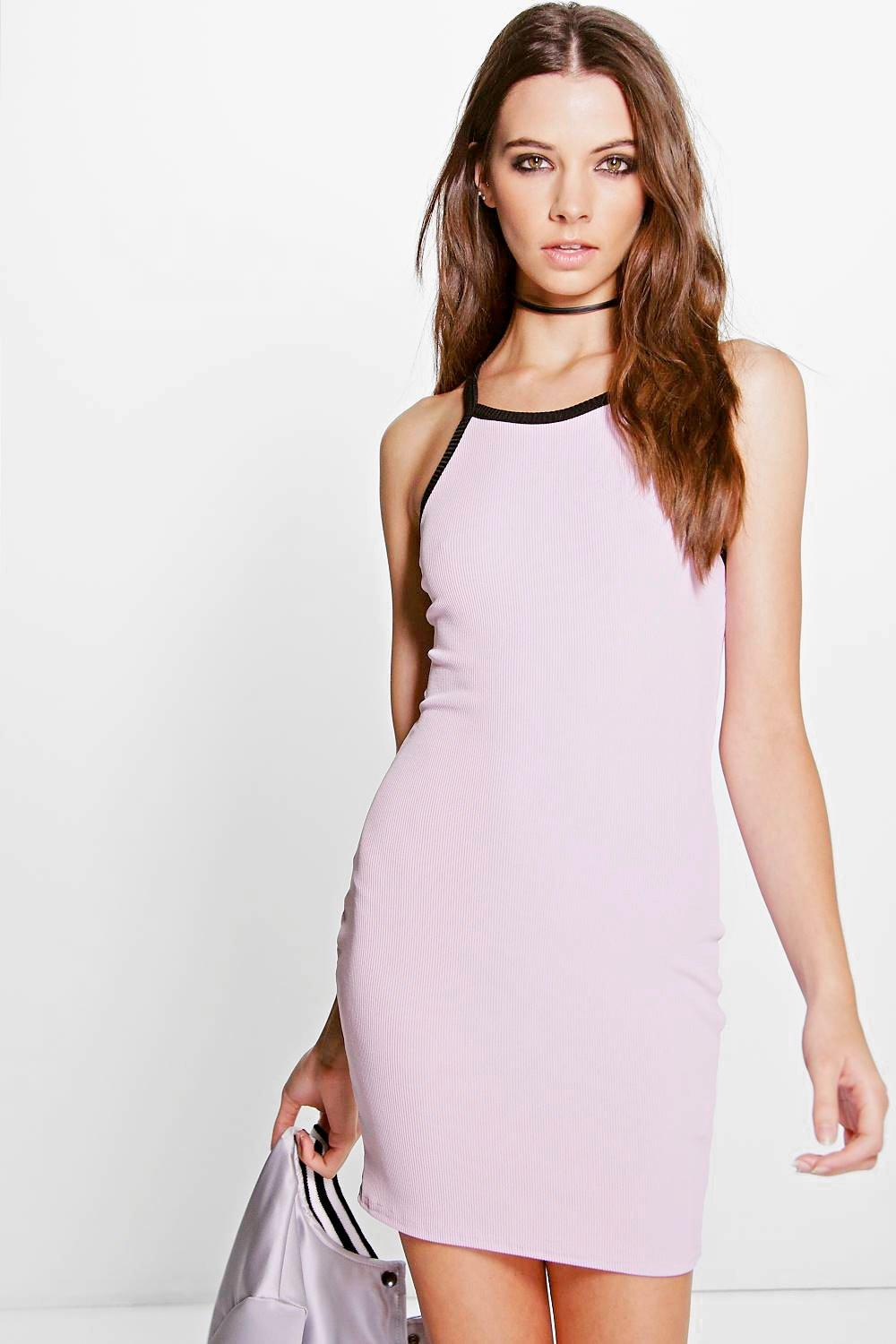 Lola Ringer Bodycon Dress