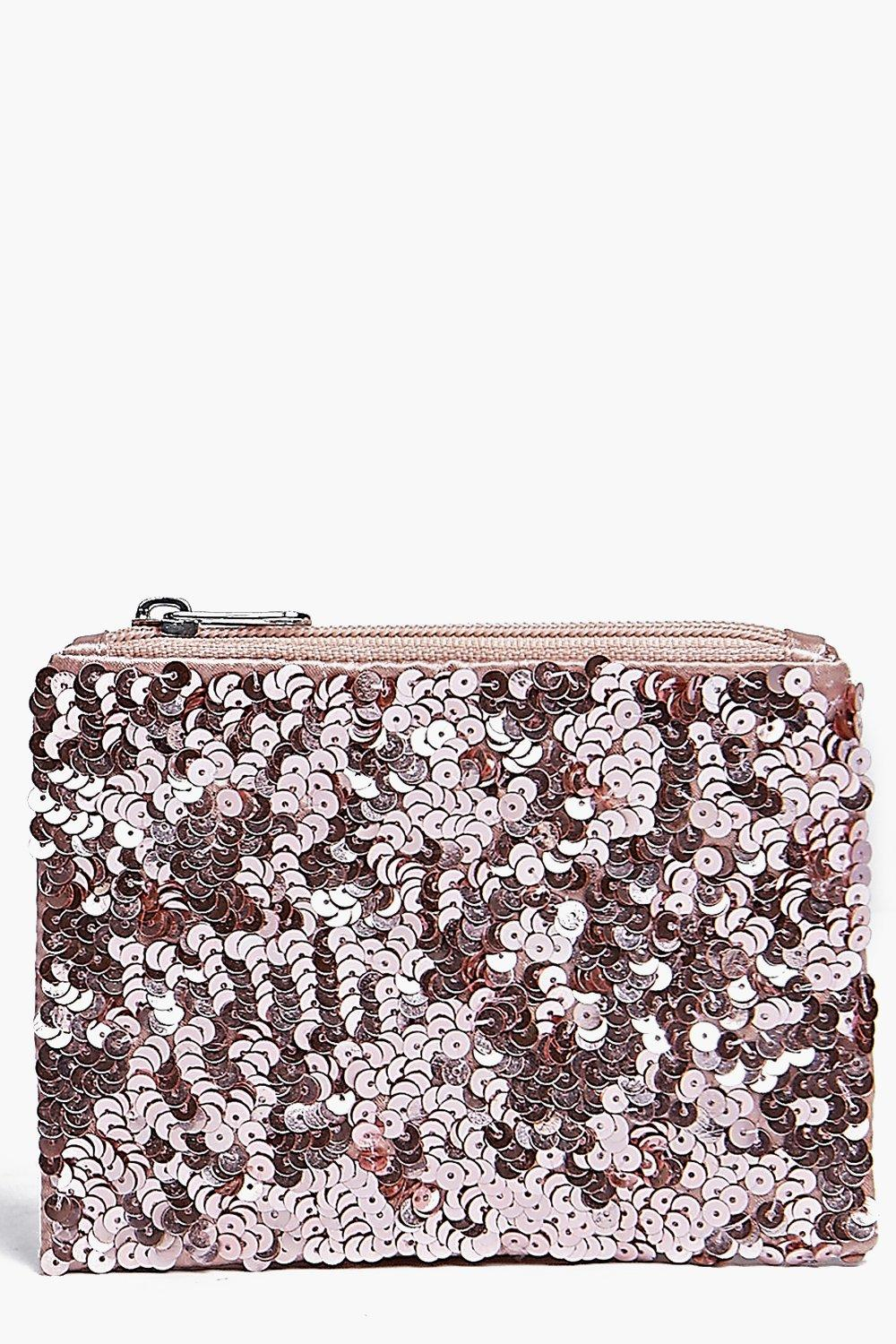 Ellie All Over Sequin Purse