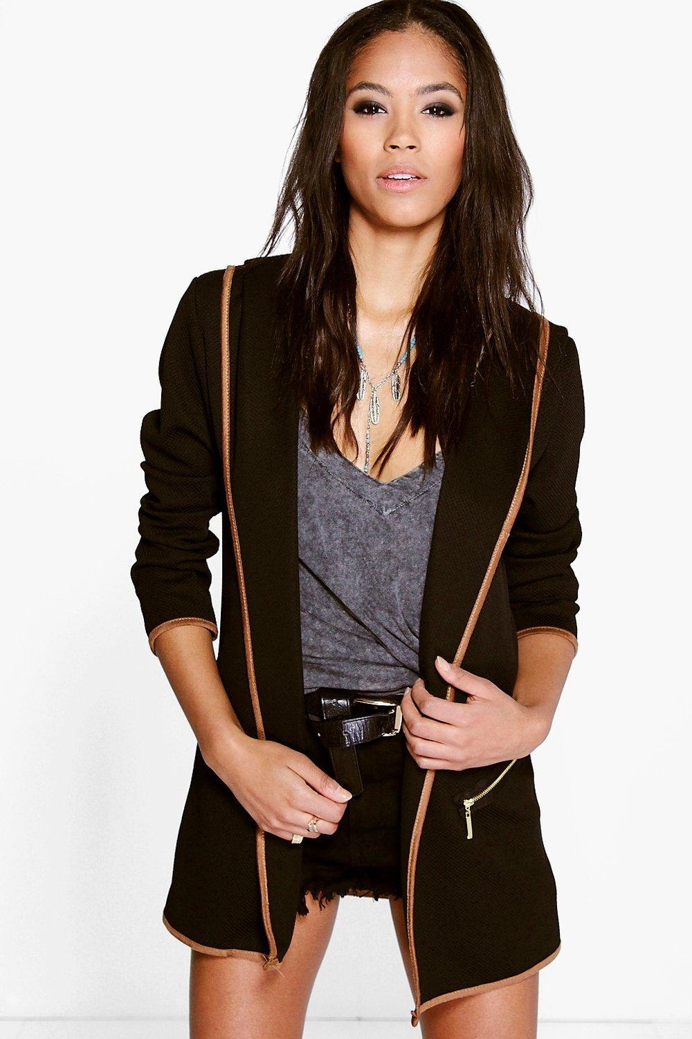 Millie Hooded Duster