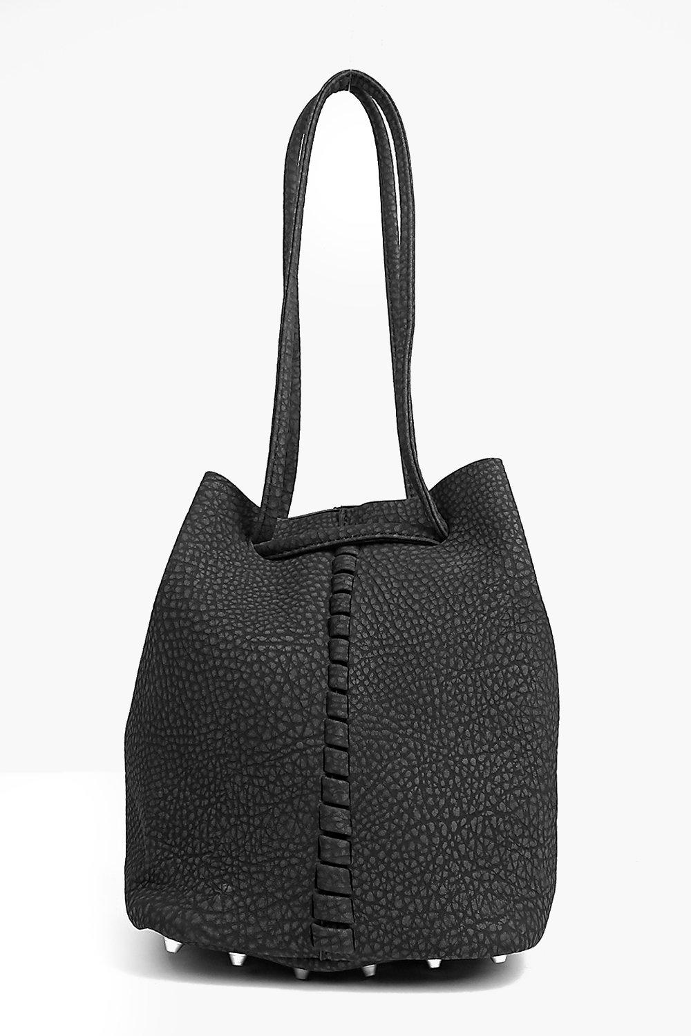 Anya Studded Base Duffle Bag