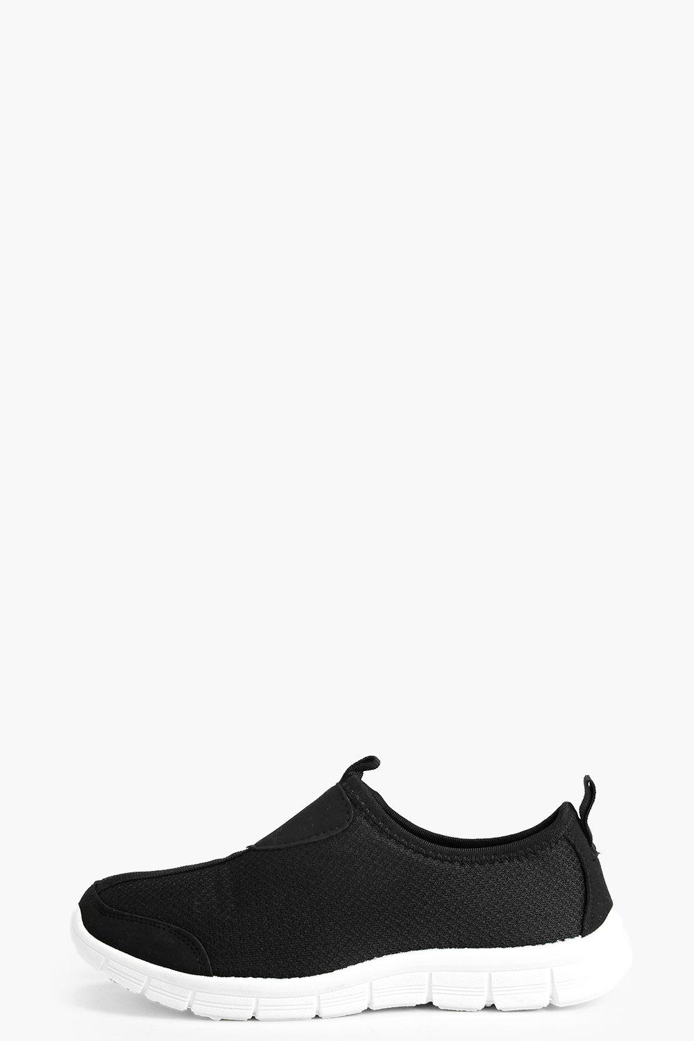 Maria Slip On Mesh Trainer