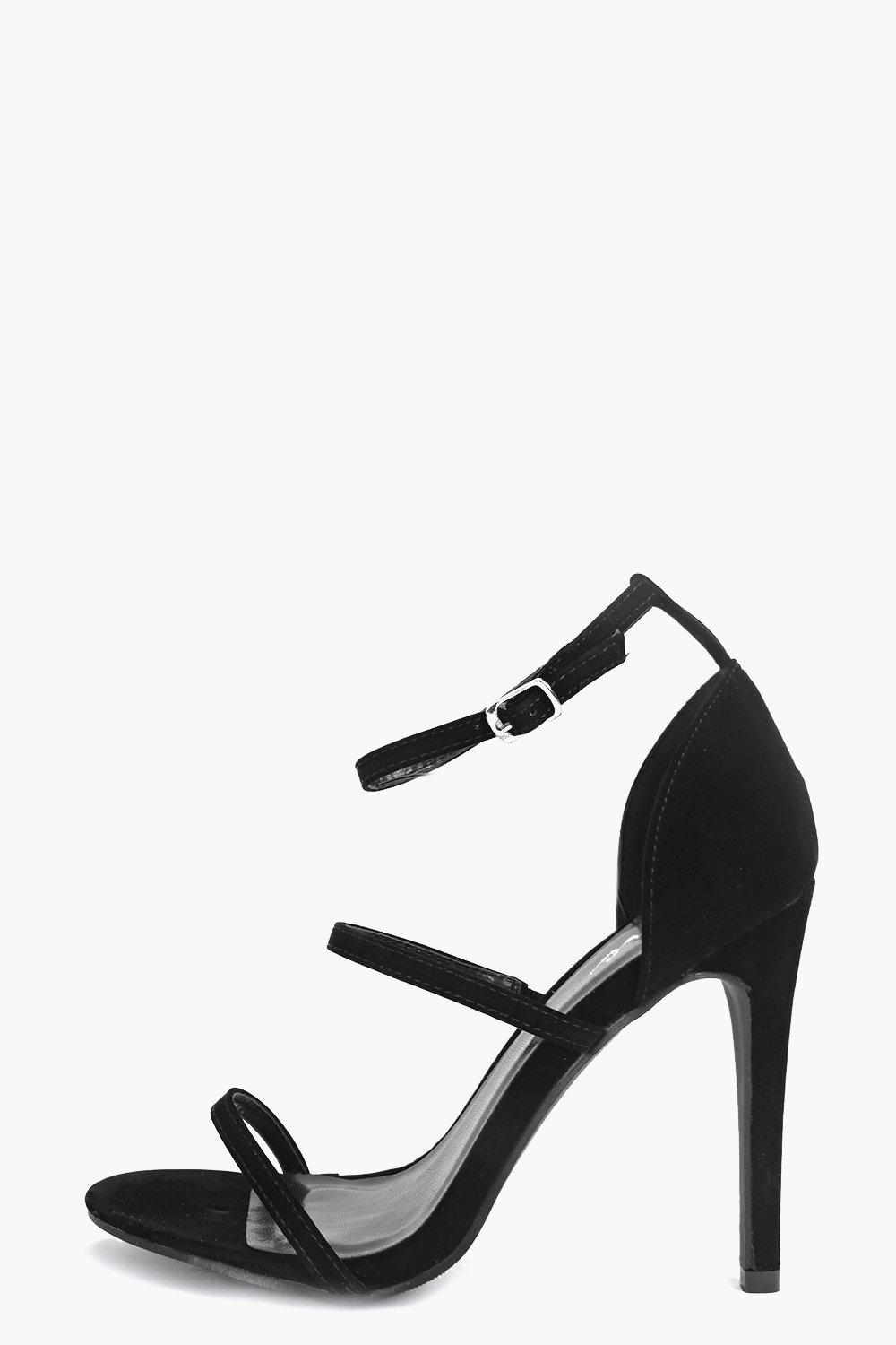 Holly 3 Strap Stiletto