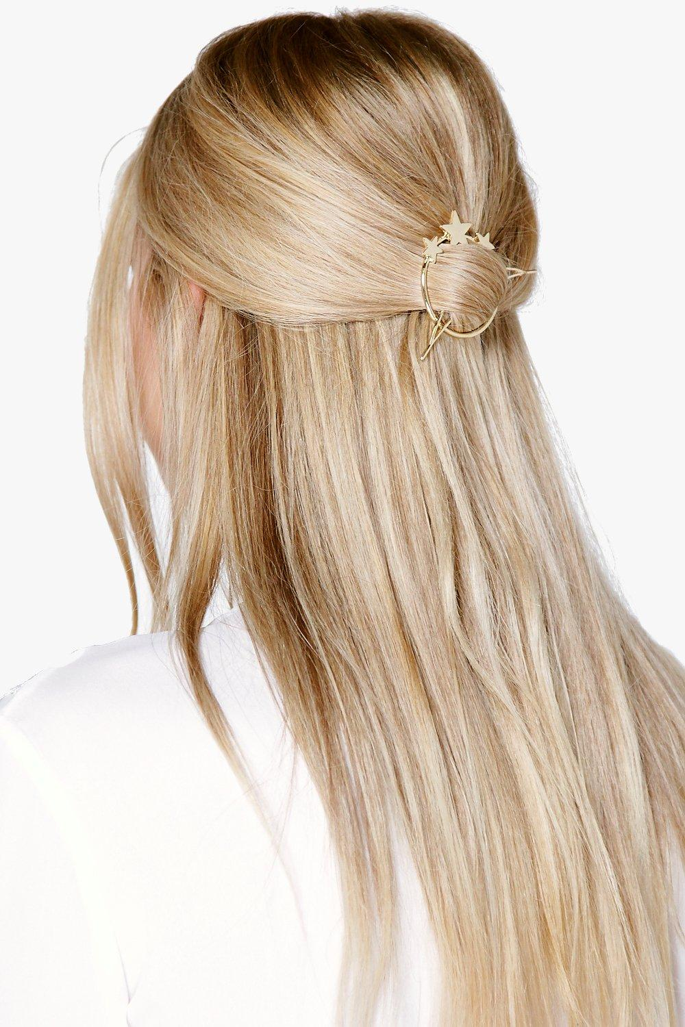 Maya Star Detail Hair Pin