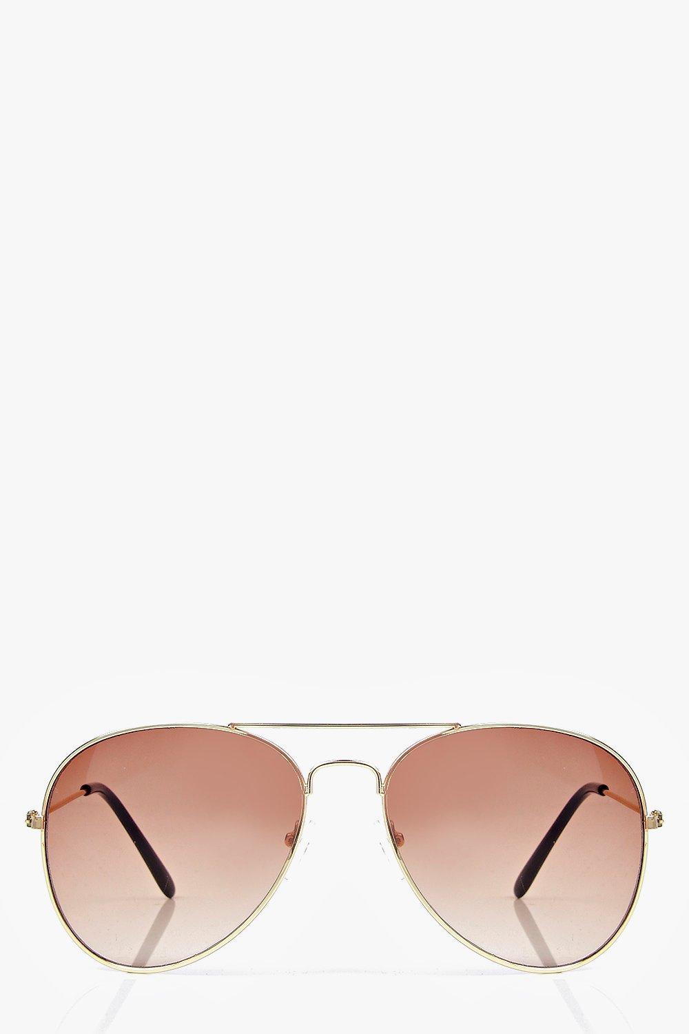 Leah Aviator Fashion Glasses