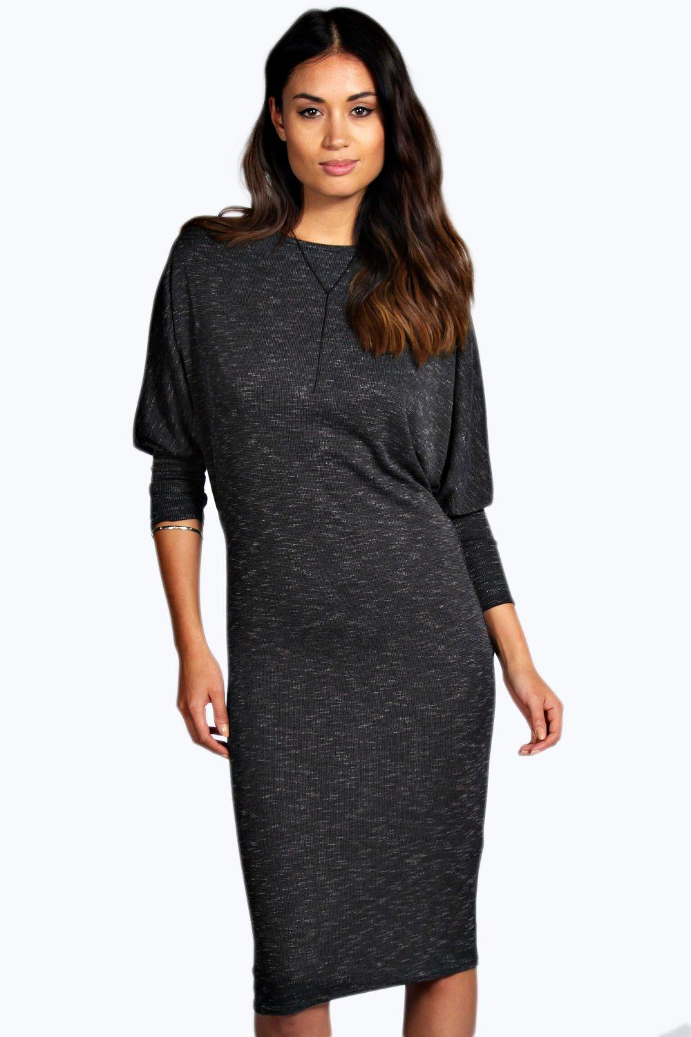 Rosie Slouchy Knitted Dress