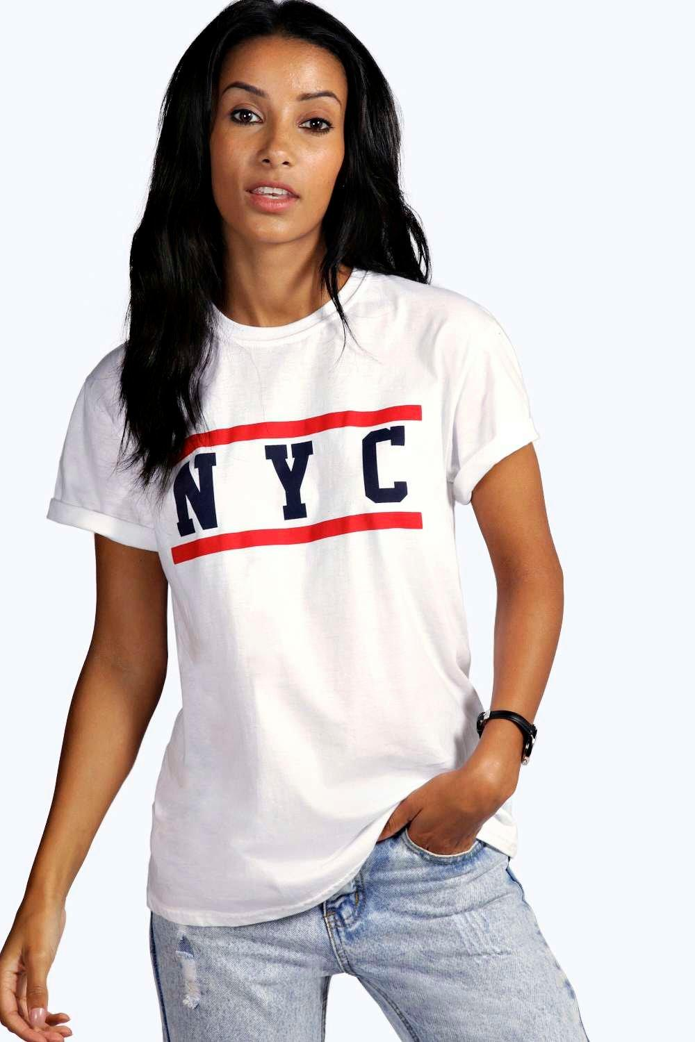 Make your top pop this season with sporty baseball style basic tees