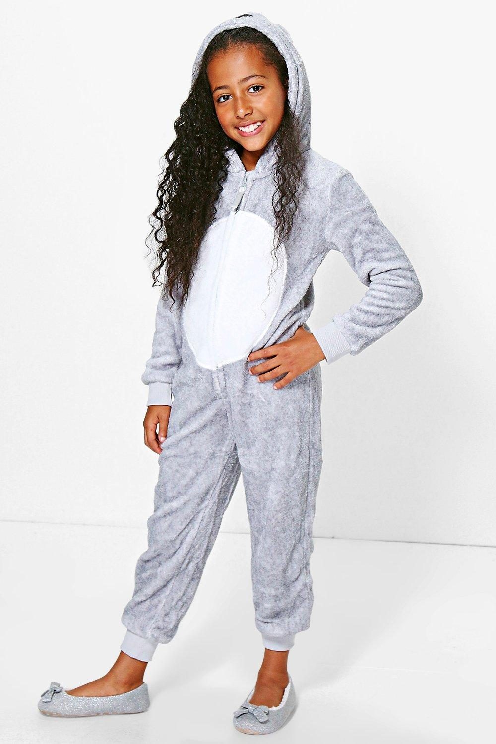 Girls Koala Bear Onesie