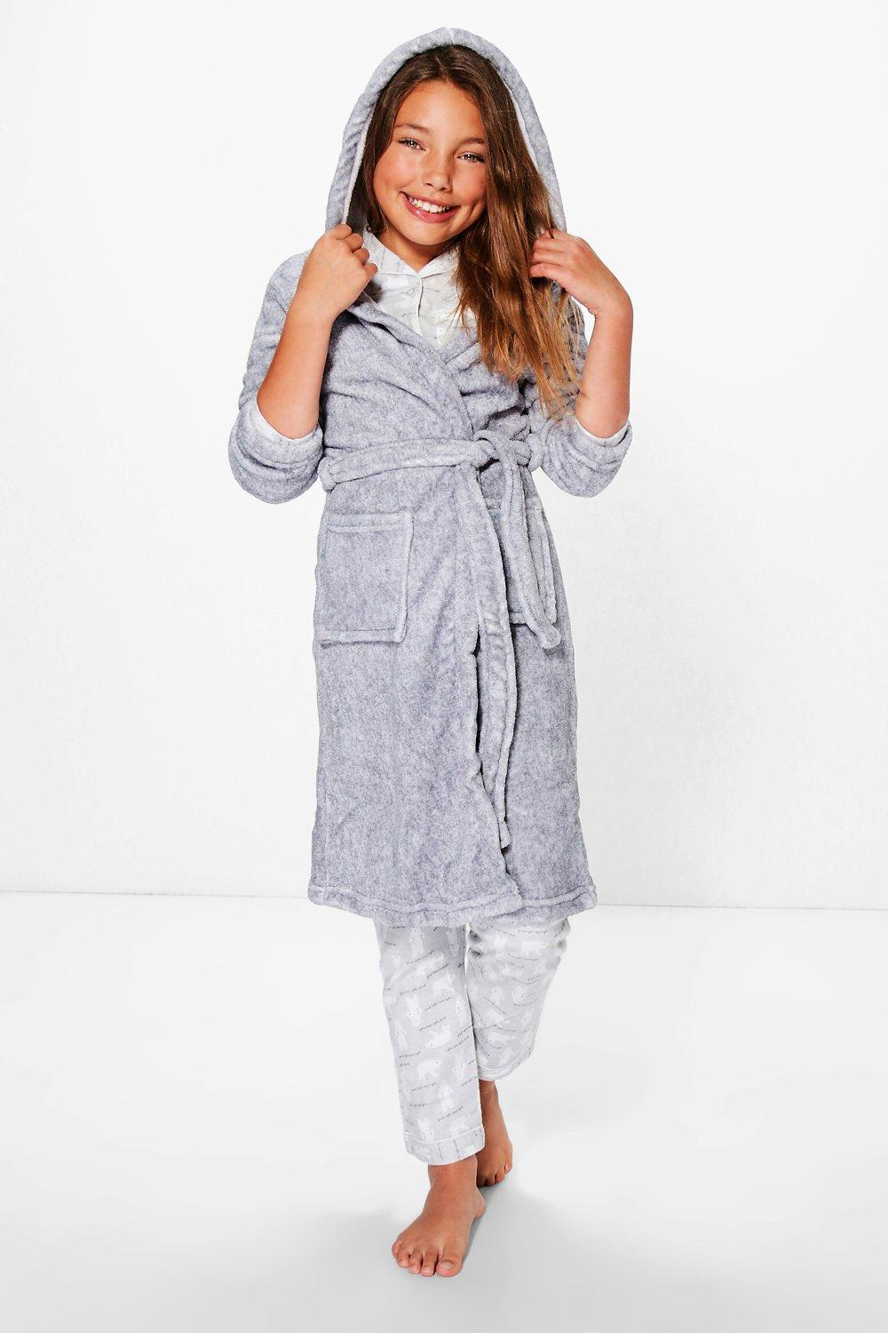 Girls Koala Bear Robe